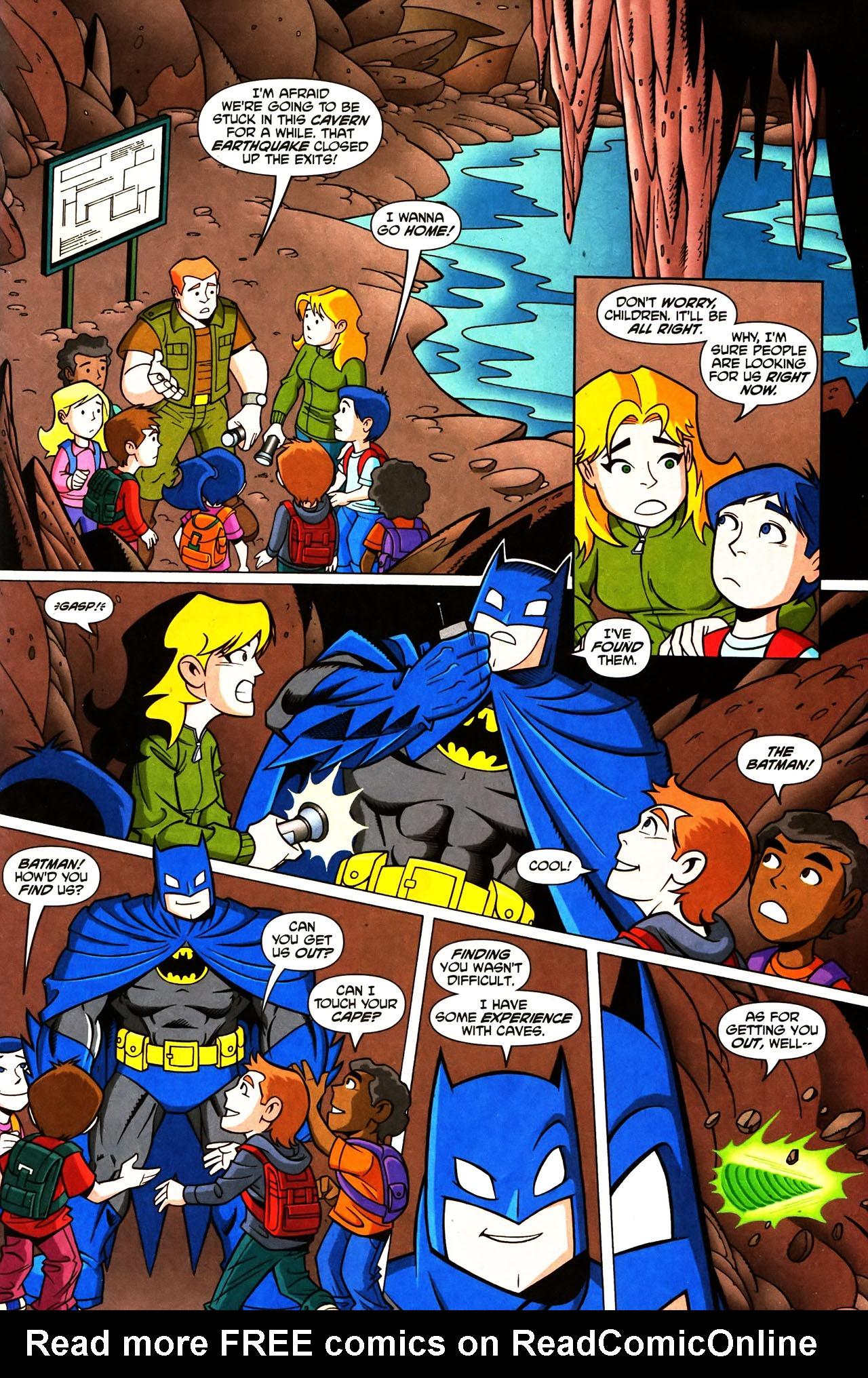 Super Friends #1 #29 - English 3