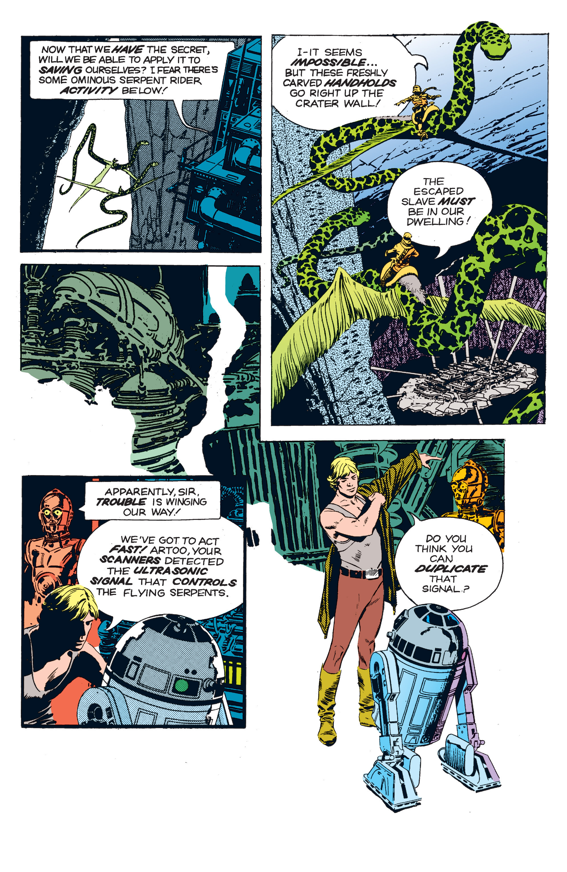 Classic Star Wars #5 #5 - English 28