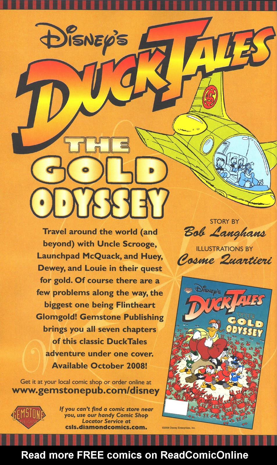 Uncle Scrooge (1953) Issue #376 #376 - English 24