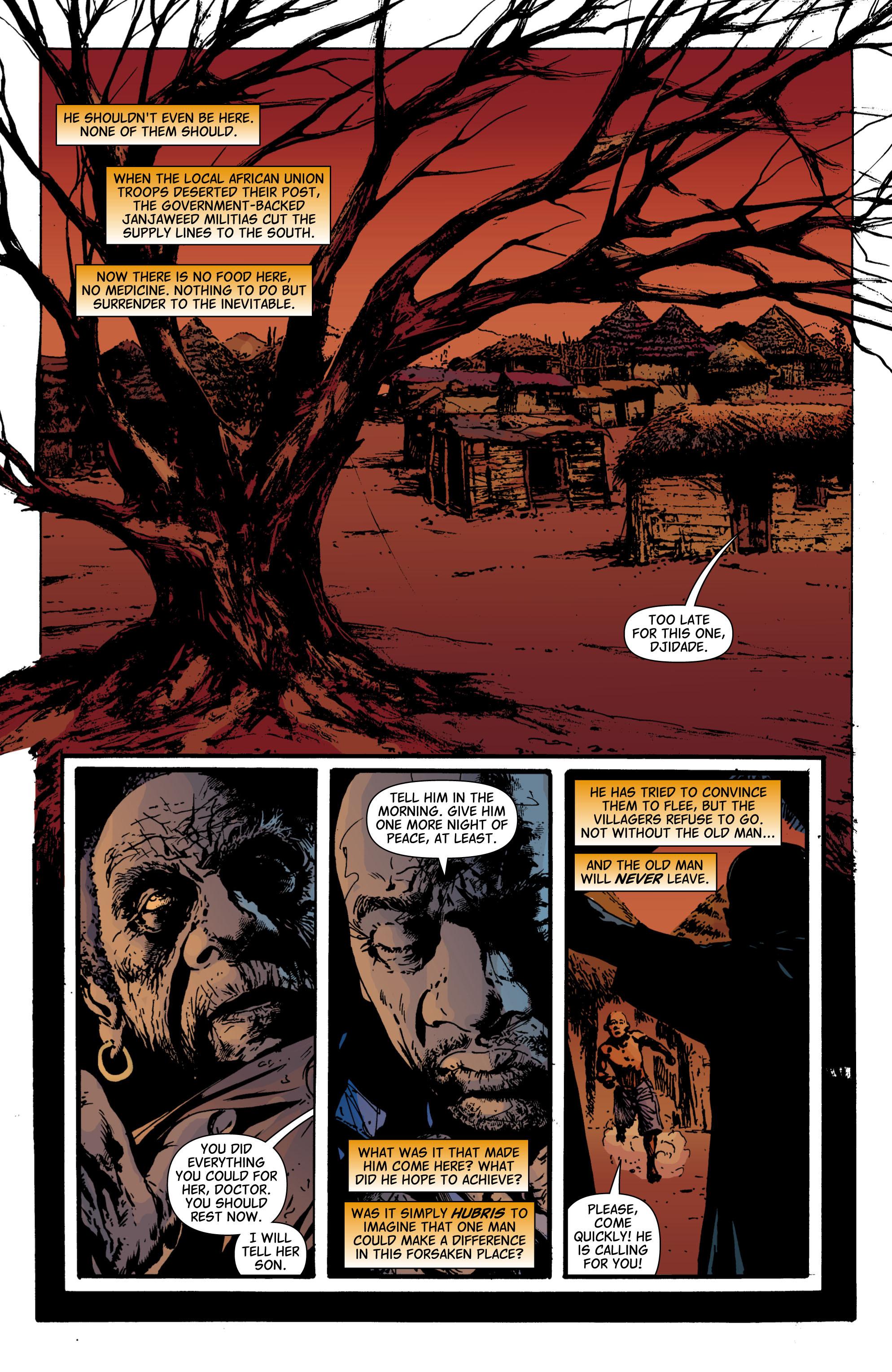 Hellblazer 239 Page 2