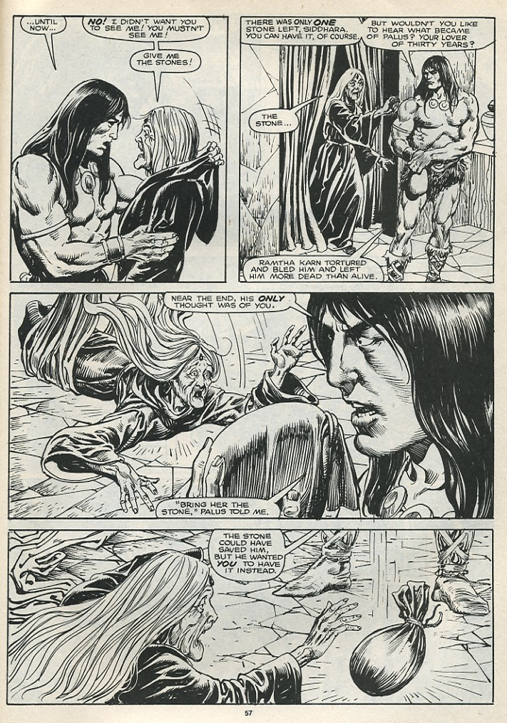 The Savage Sword Of Conan Issue #174 #175 - English 59