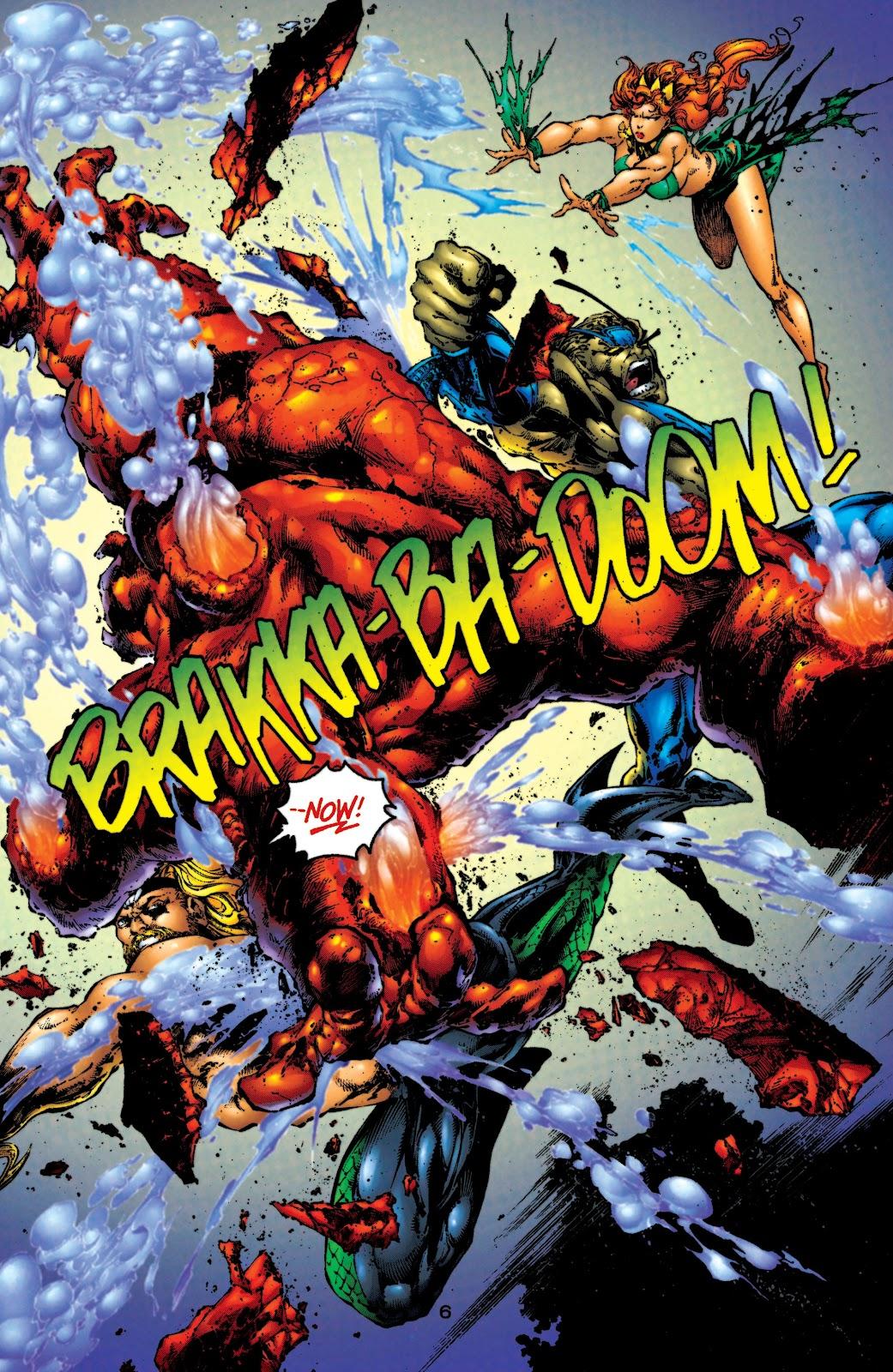 Aquaman (1994) Issue #53 #59 - English 7