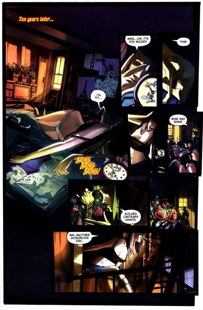Strange Girl Issue #1 #2 - English 17