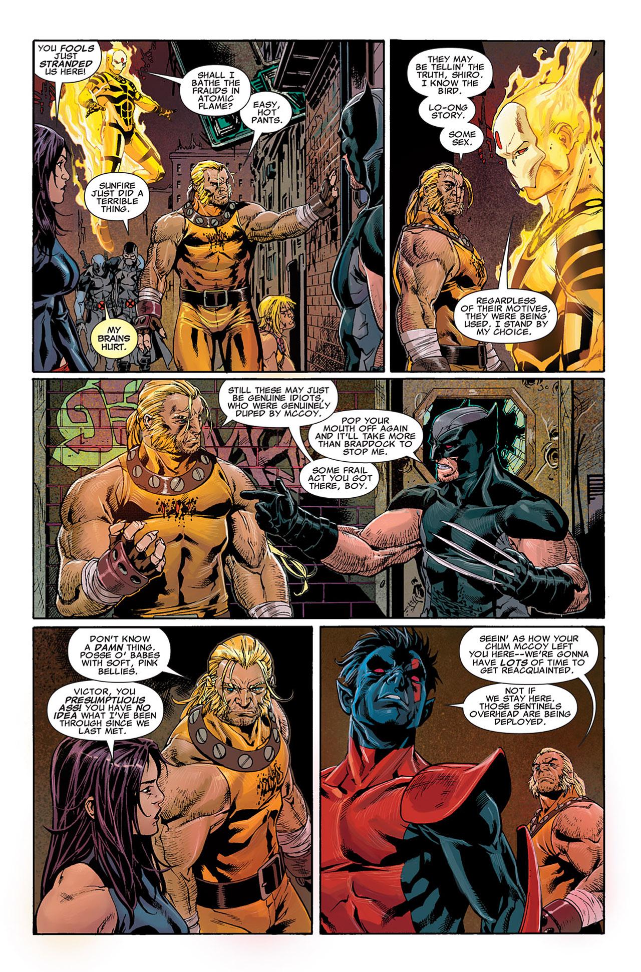 Uncanny X-Force (2010) #11 #26 - English 19
