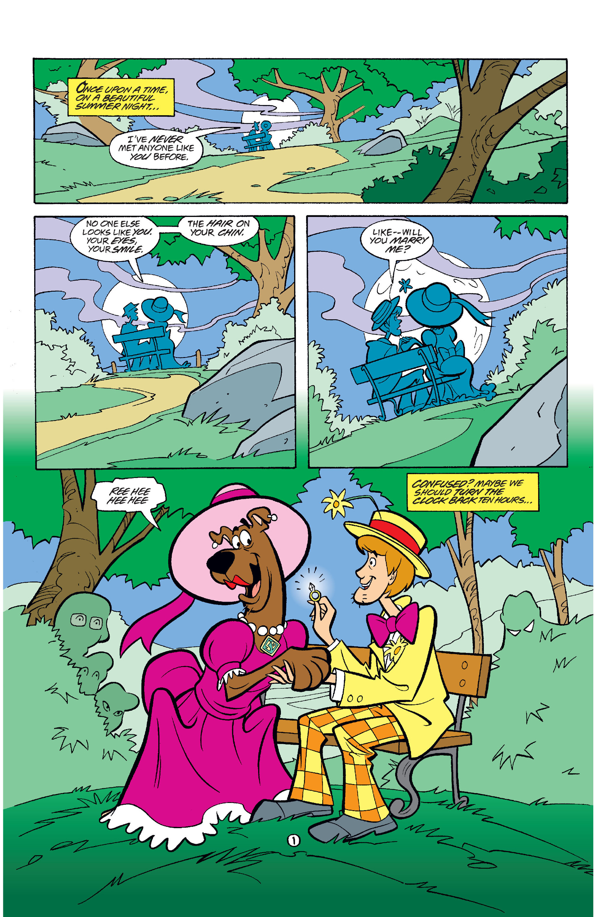 Read online Scooby-Doo (1997) comic -  Issue #35 - 14