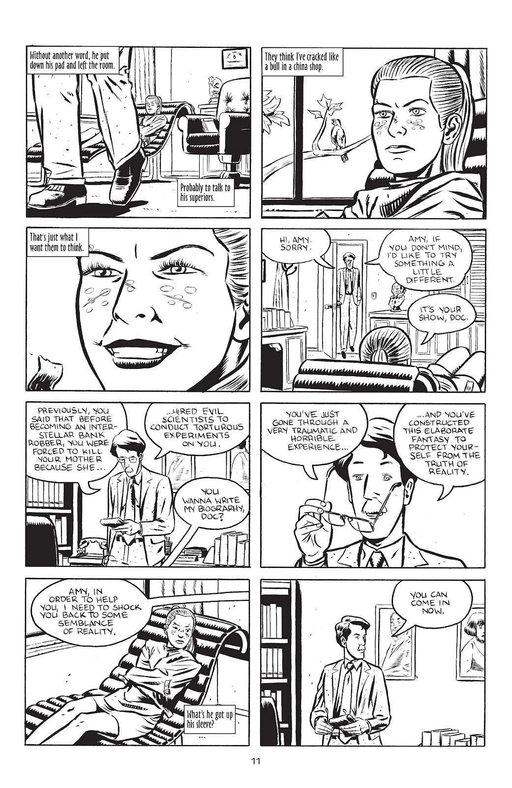 Stray Bullets Issue #26 #26 - English 13