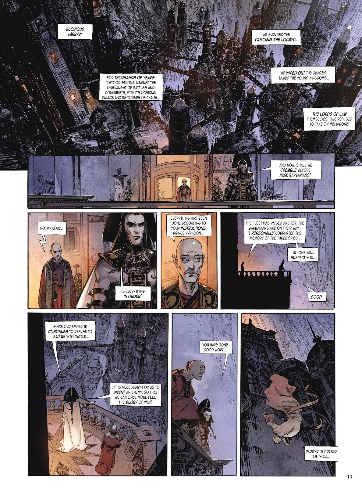 Elric (2014) TPB 1 #1 - English 20