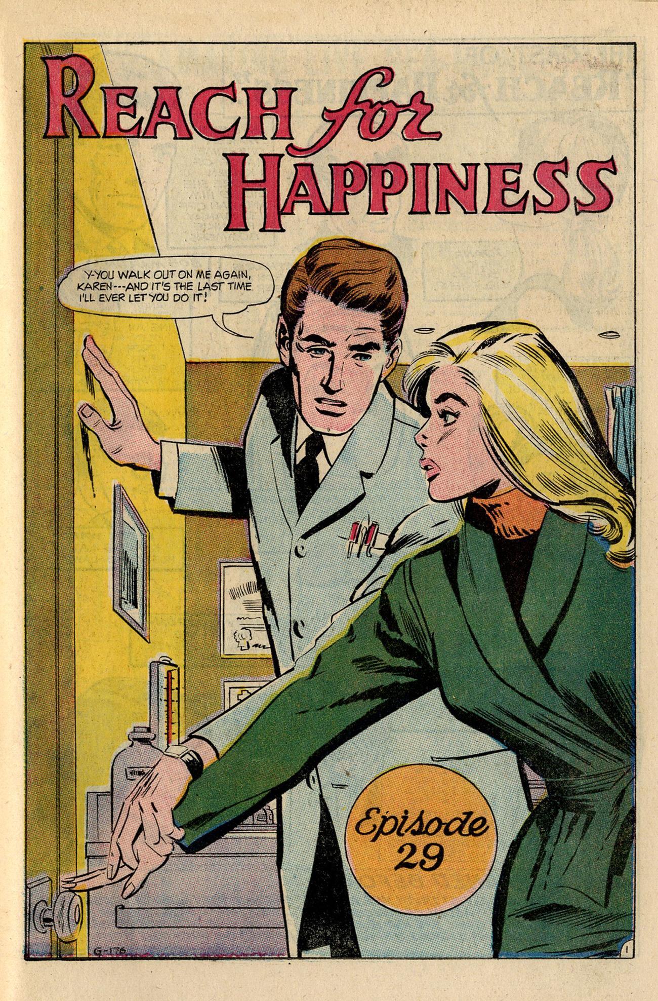 Read online Secret Hearts comic -  Issue #138 - 19