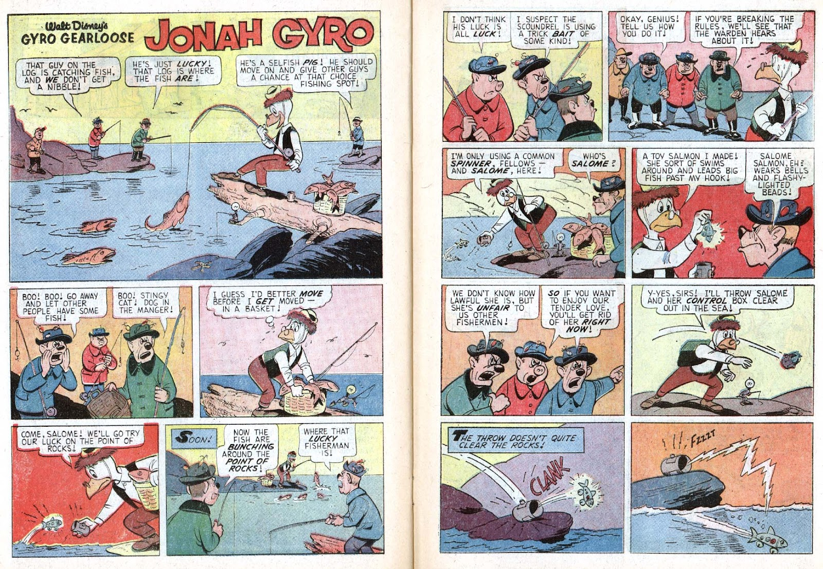 Uncle Scrooge (1953) Issue #48 #48 - English 14
