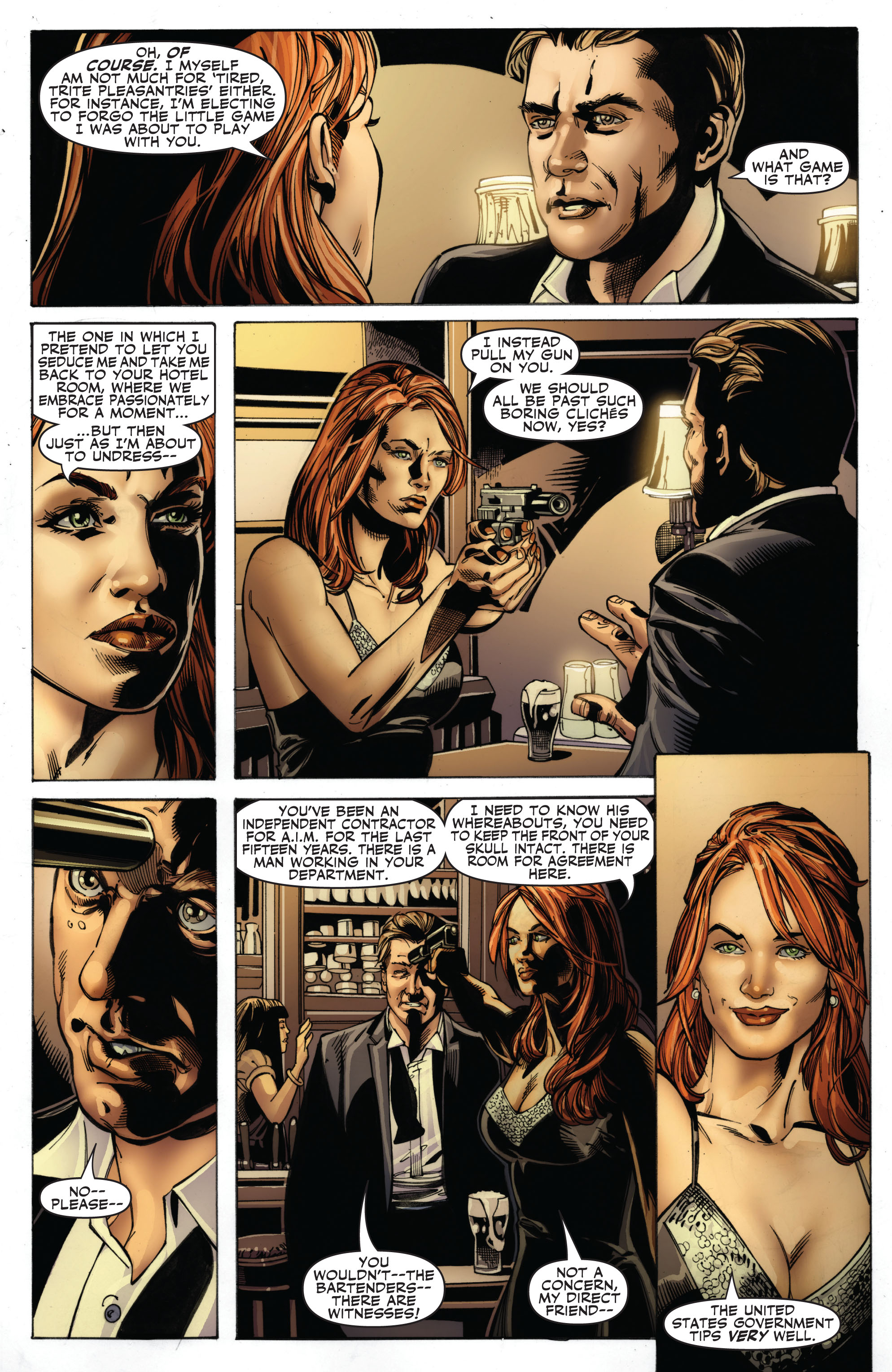 Read online Secret Avengers (2010) comic -  Issue #12.1 - 13