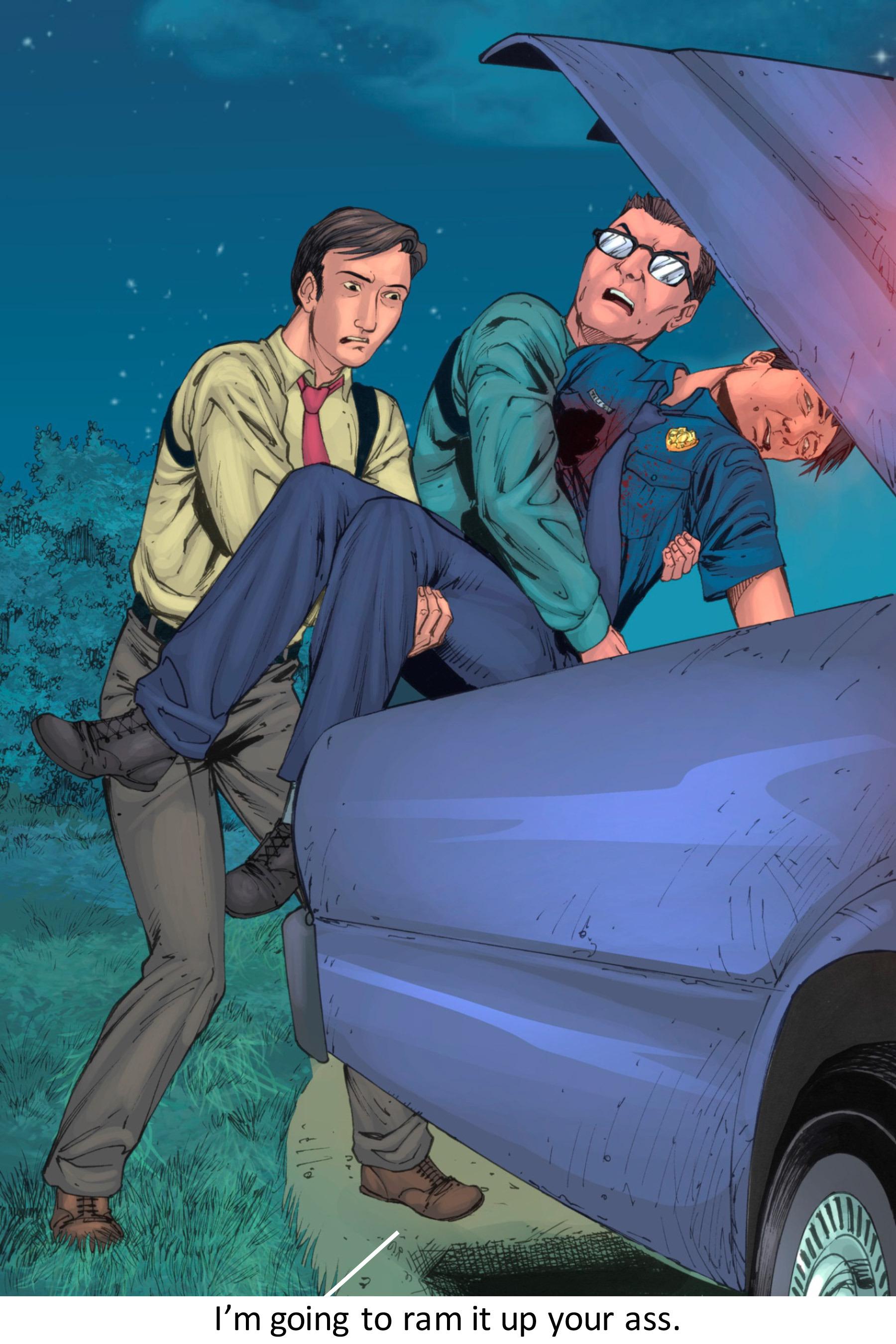 Read online Z-Men comic -  Issue #3 - 147