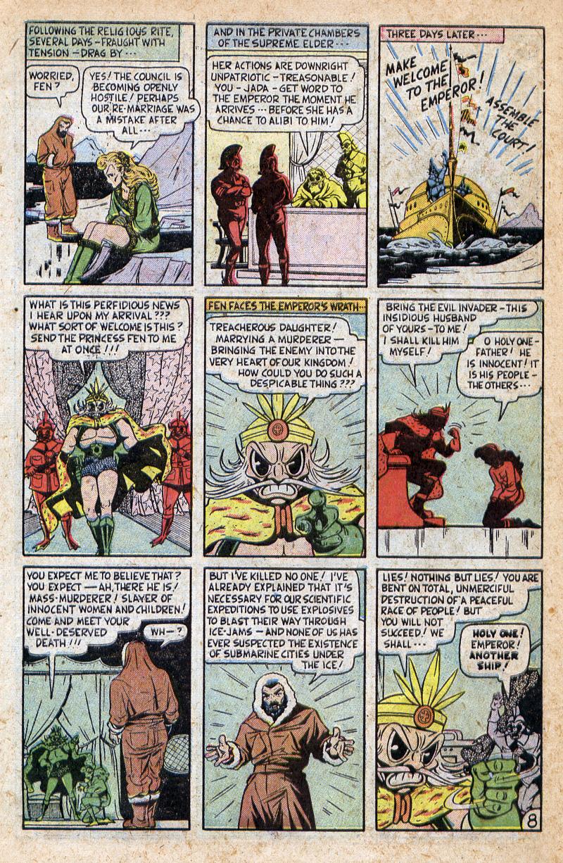 Sub-Mariner Comics #32 #32 - English 10