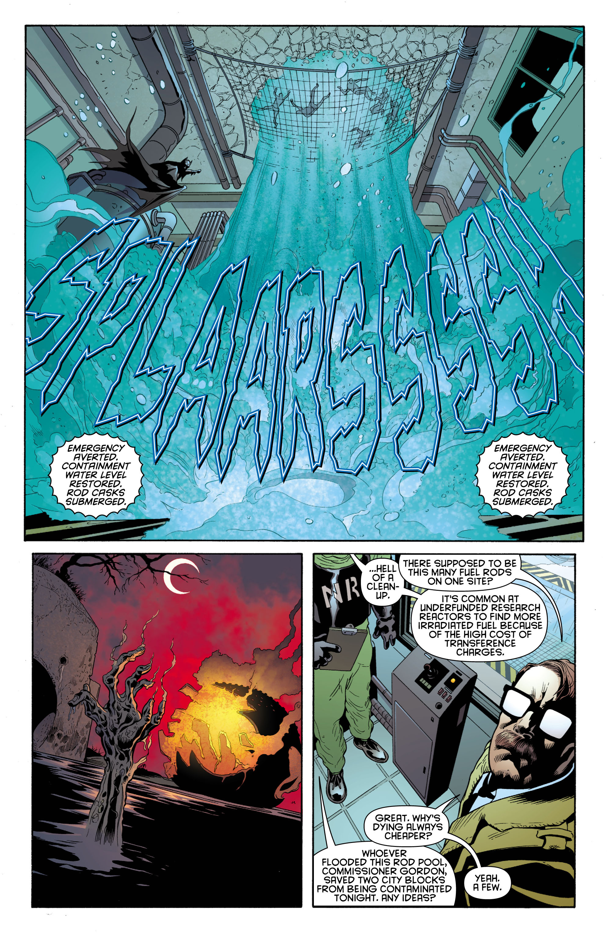 Batman and Robin (2011) chap 1 pic 23