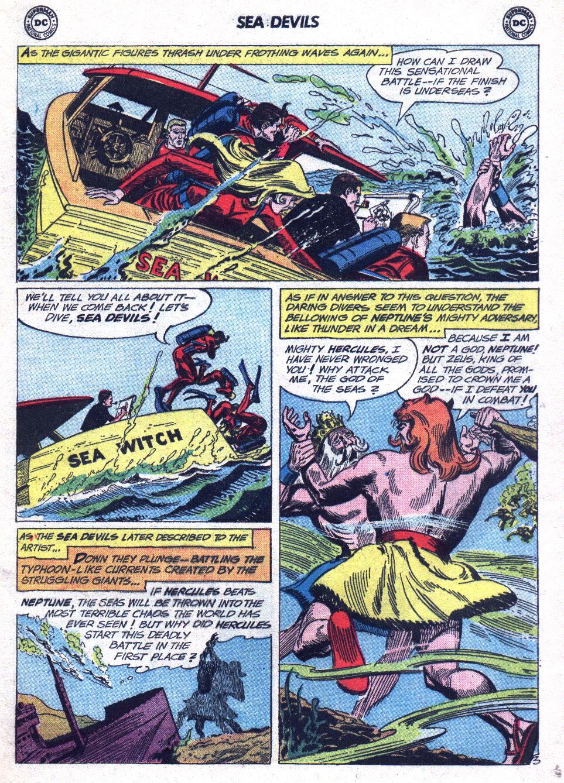 Read online Sea Devils comic -  Issue #14 - 5