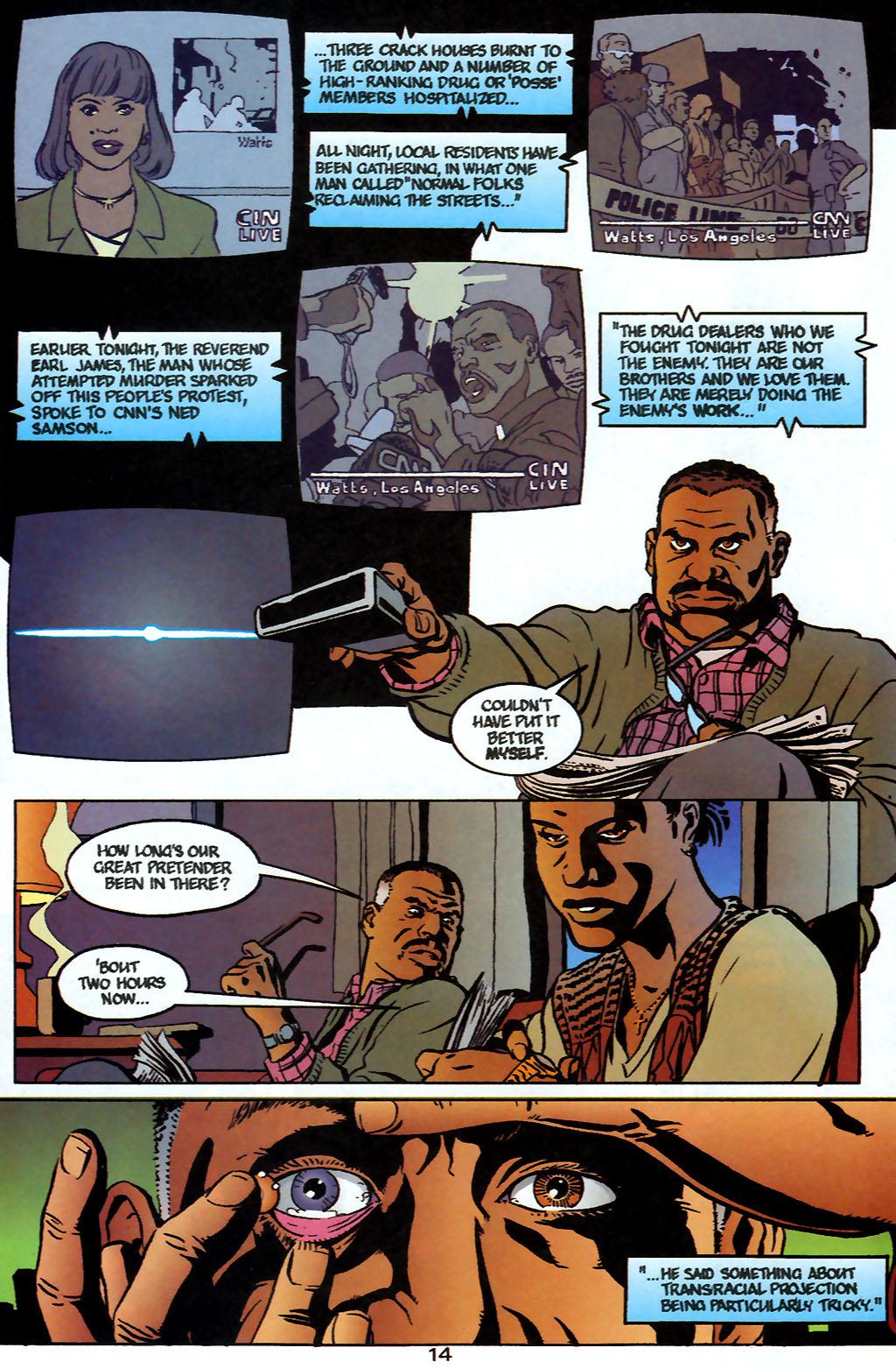 Human Target (1999) 1 Page 14
