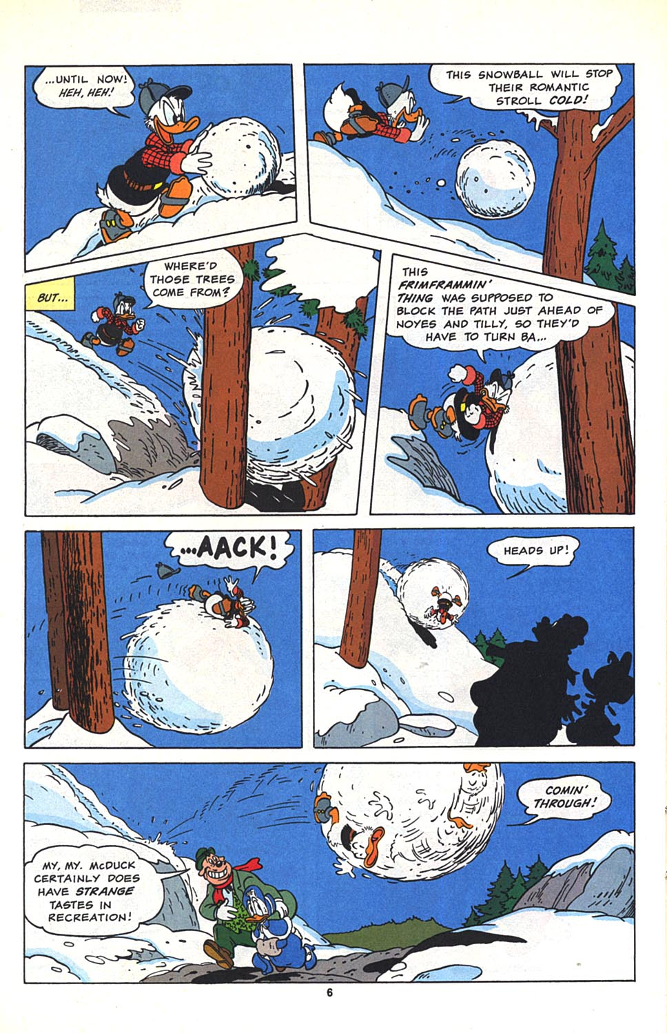 Uncle Scrooge (1953) Issue #269 #269 - English 26