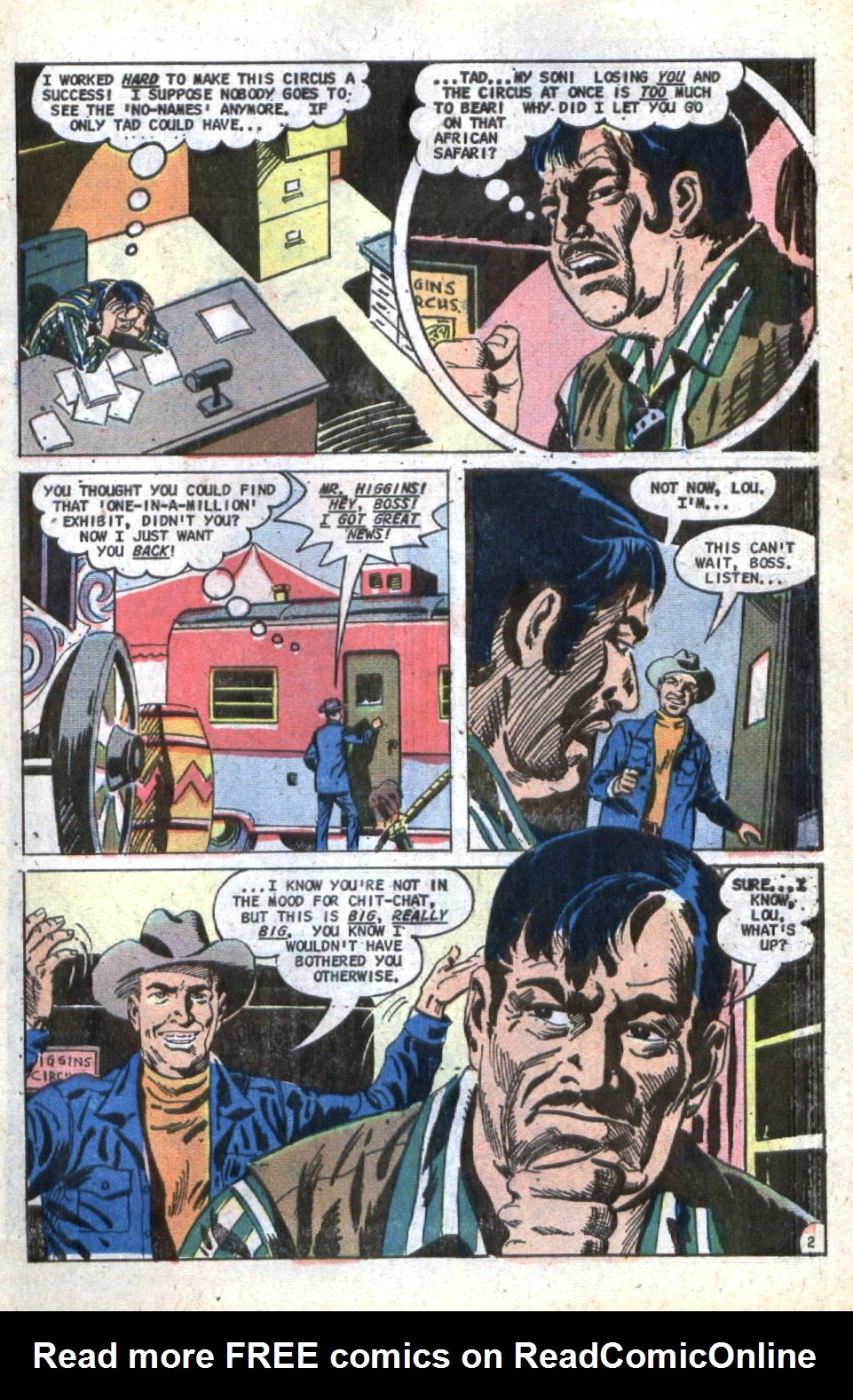 Read online Scary Tales comic -  Issue #11 - 11