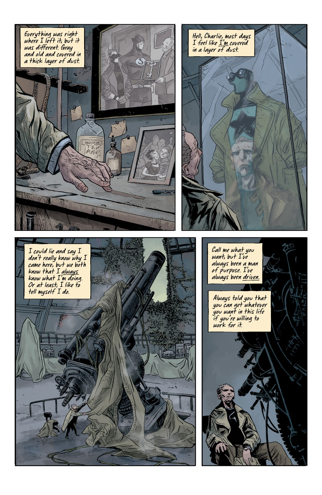 Read online Sherlock Frankenstein and the Legion of Evil comic -  Issue #4 - 18