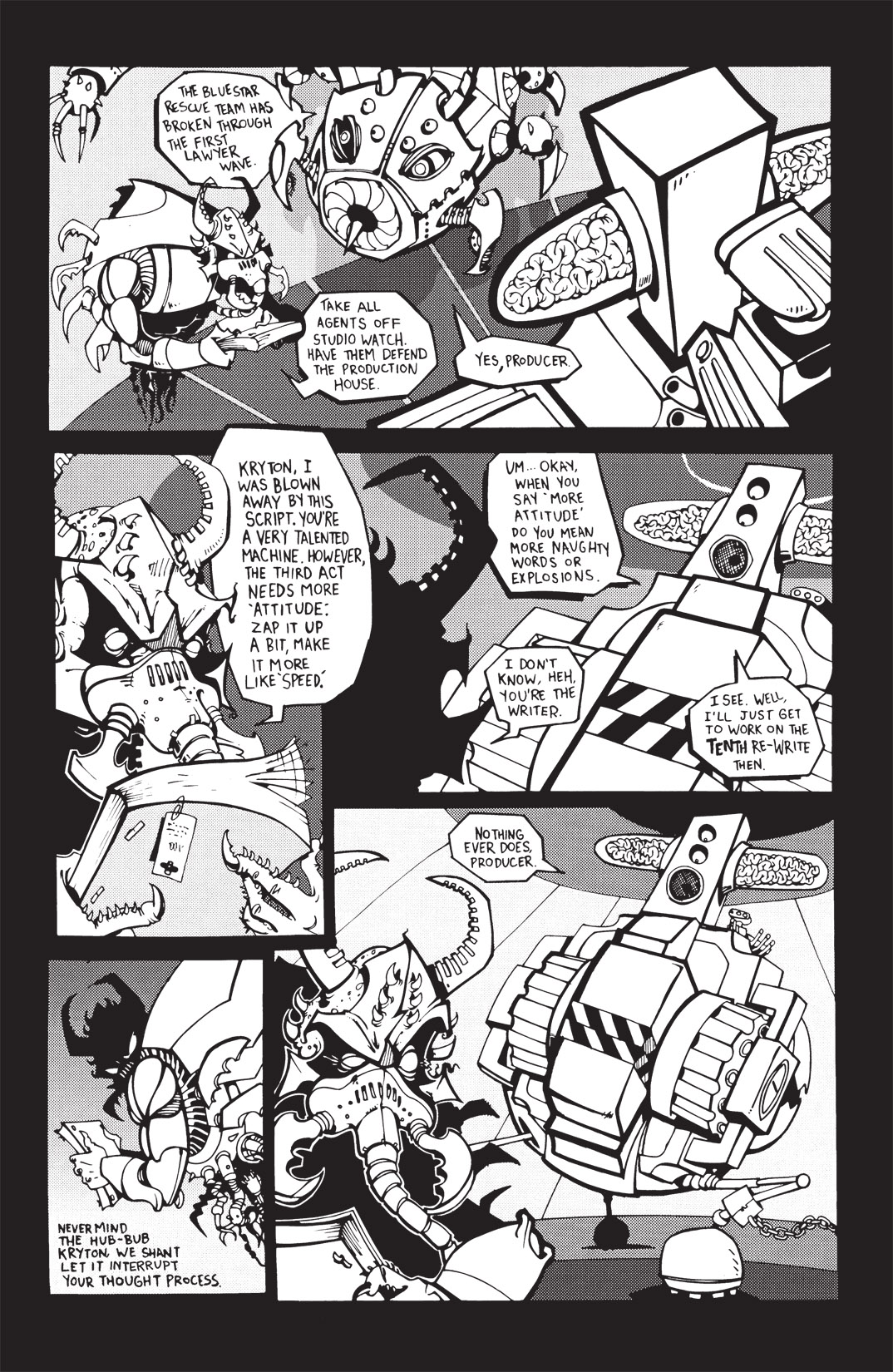 Read online Scud: The Disposable Assassin: The Whole Shebang comic -  Issue # TPB (Part 3) - 30