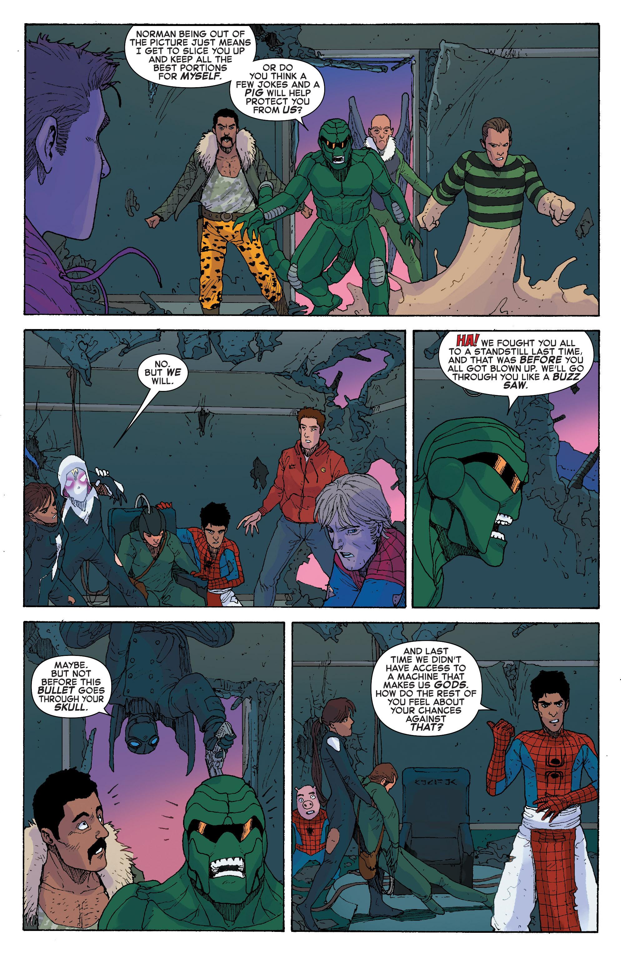 Read online Spider-Verse [II] comic -  Issue #5 - 19