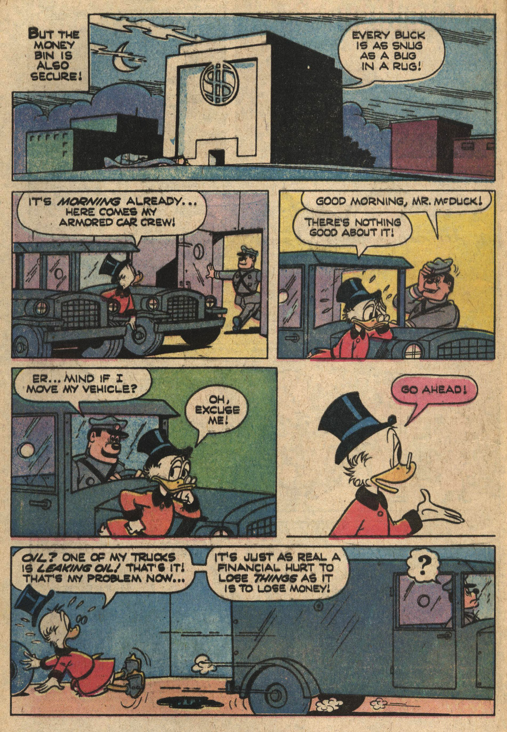 Uncle Scrooge (1953) Issue #164 #164 - English 8