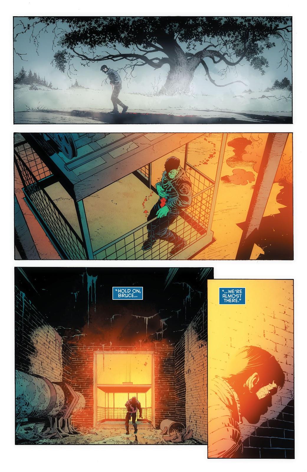 Batman (2011) Issue #23 #38 - English 10
