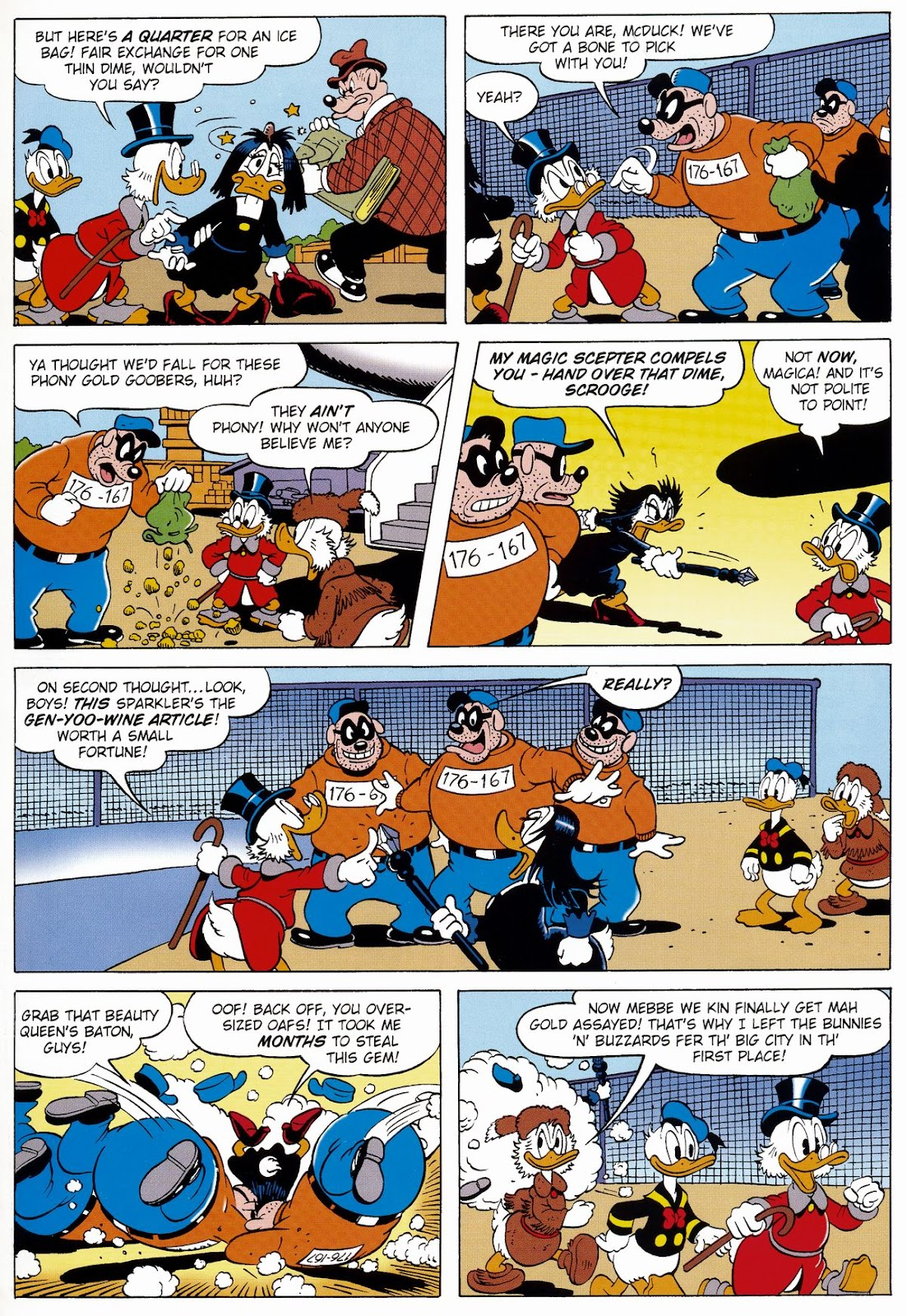 Uncle Scrooge (1953) Issue #327 #327 - English 65