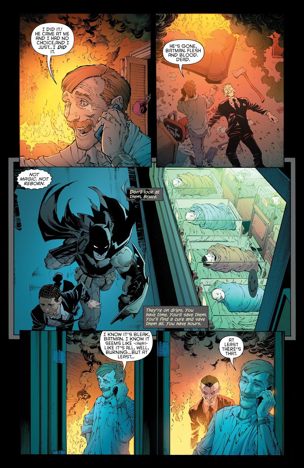 Batman (2011) Issue #37 #56 - English 22