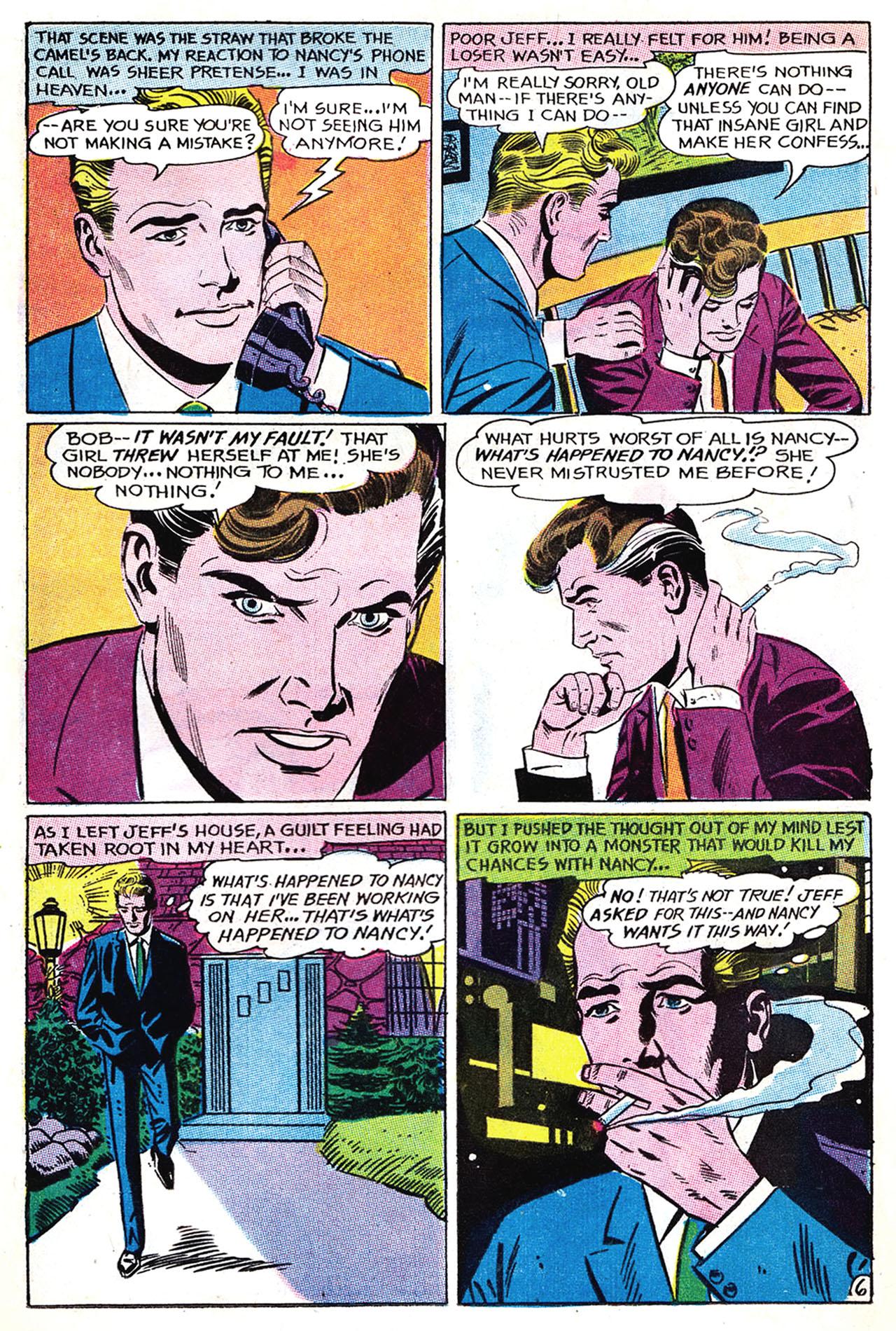 Read online Secret Hearts comic -  Issue #132 - 13