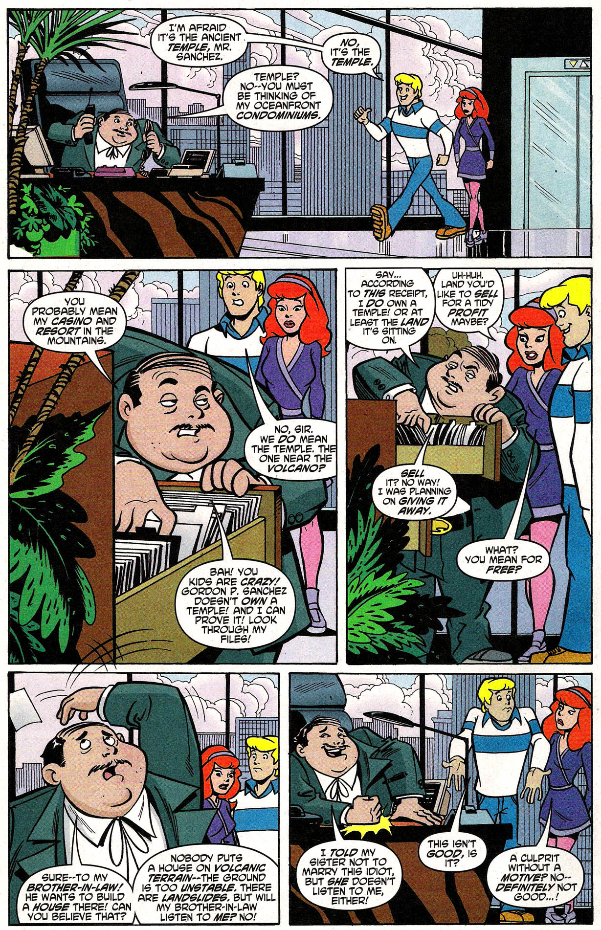 Read online Scooby-Doo (1997) comic -  Issue #105 - 22