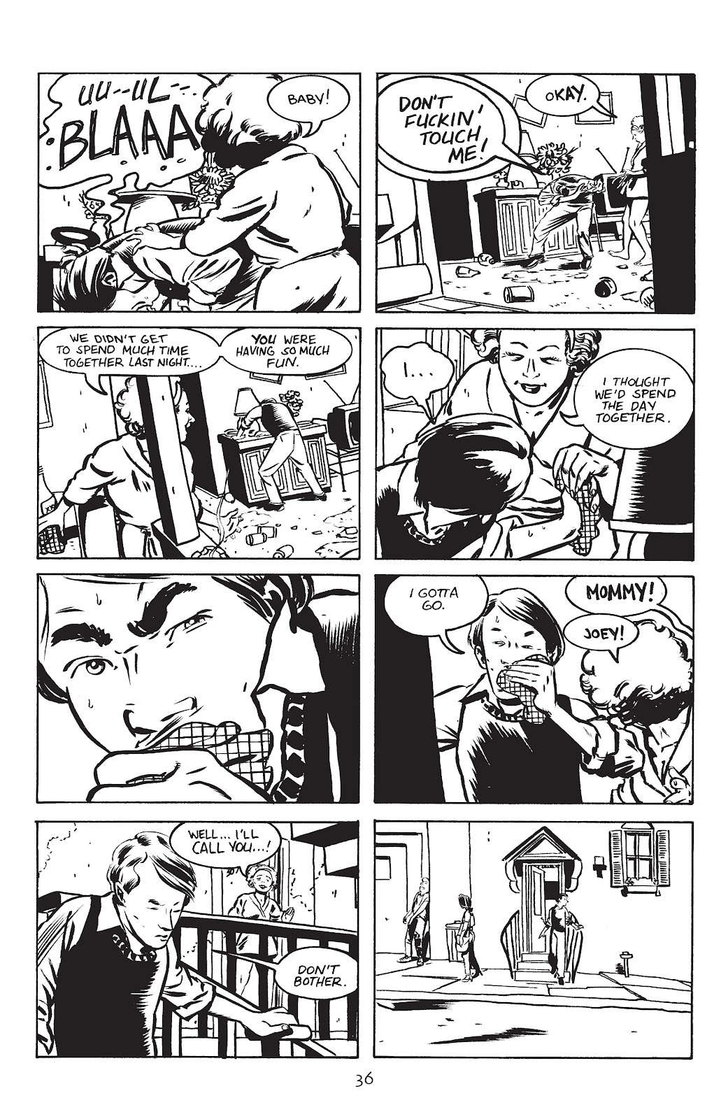 Stray Bullets Issue #5 #5 - English 38