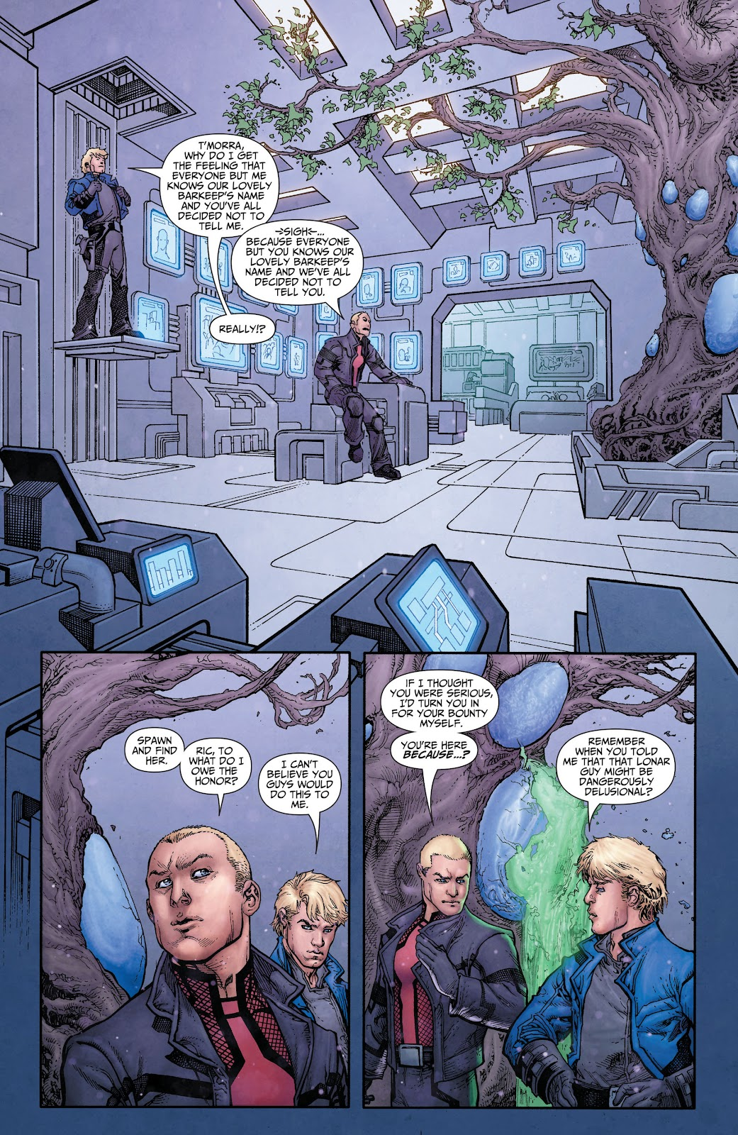 Threshold (2013) Issue #6 #6 - English 14