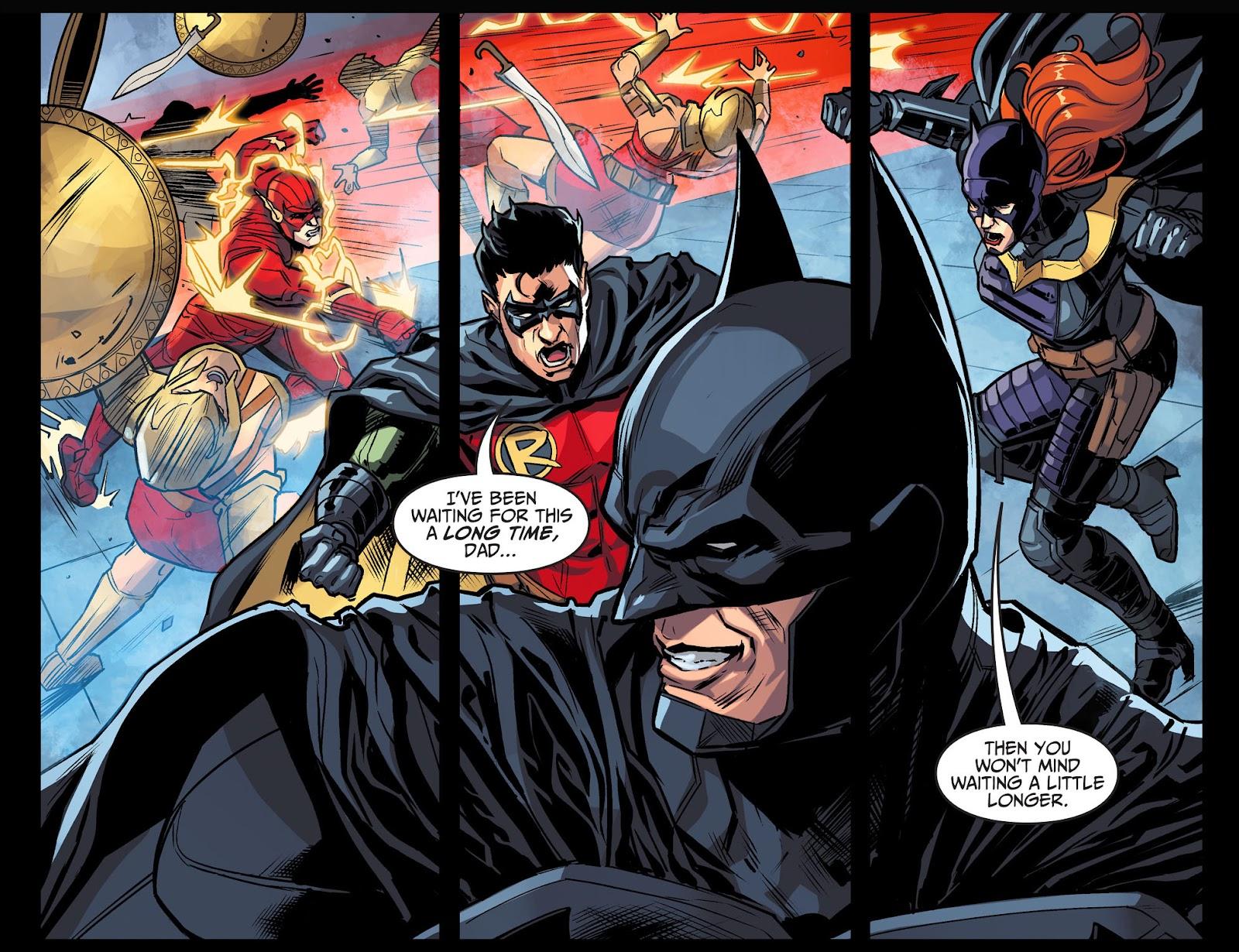 Injustice: Gods Among Us Year Four Issue #10 #11 - English 16