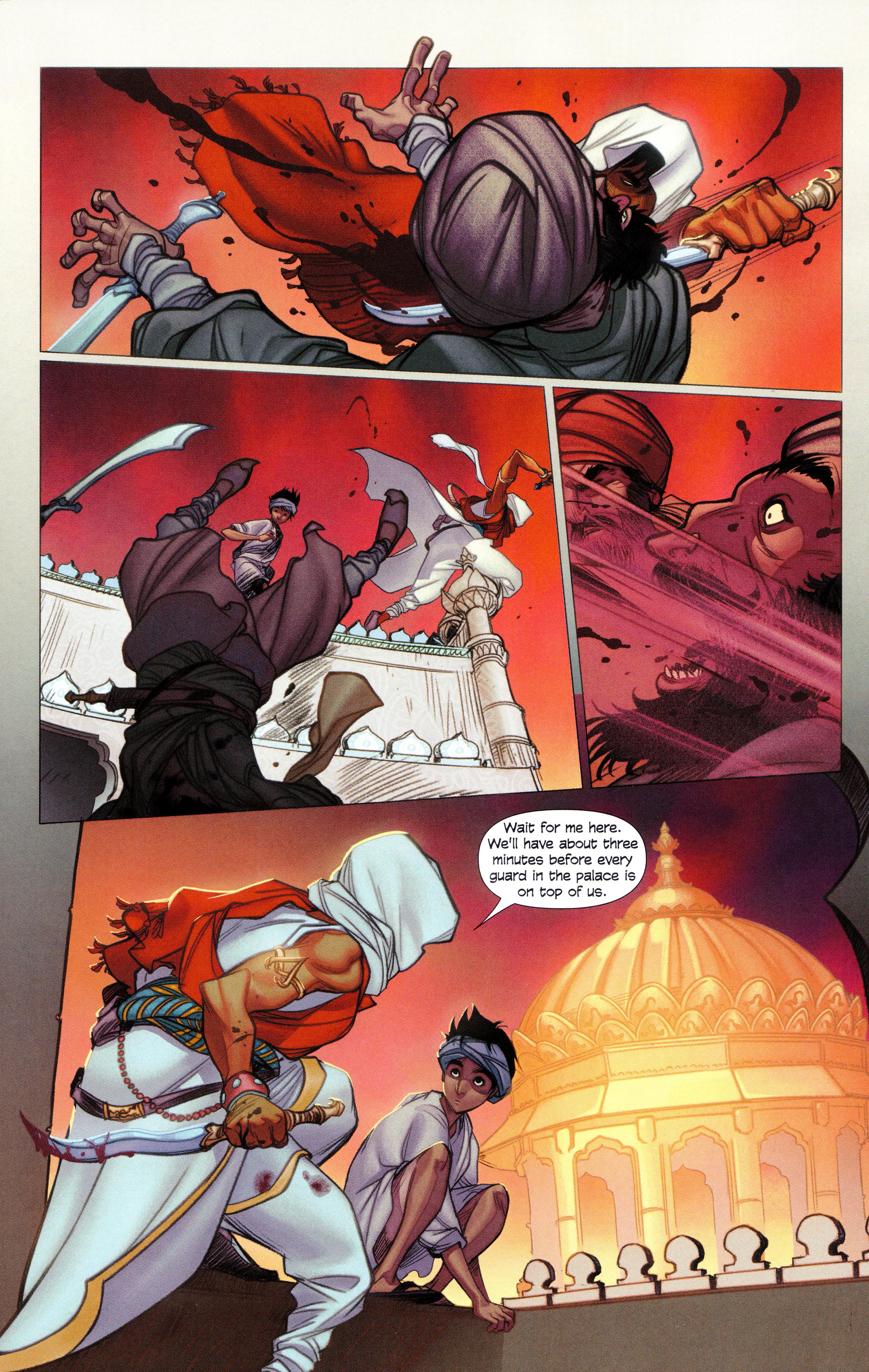 Read online Assassin's Creed Brahman comic -  Issue #Assassin's Creed Brahman Full - 7