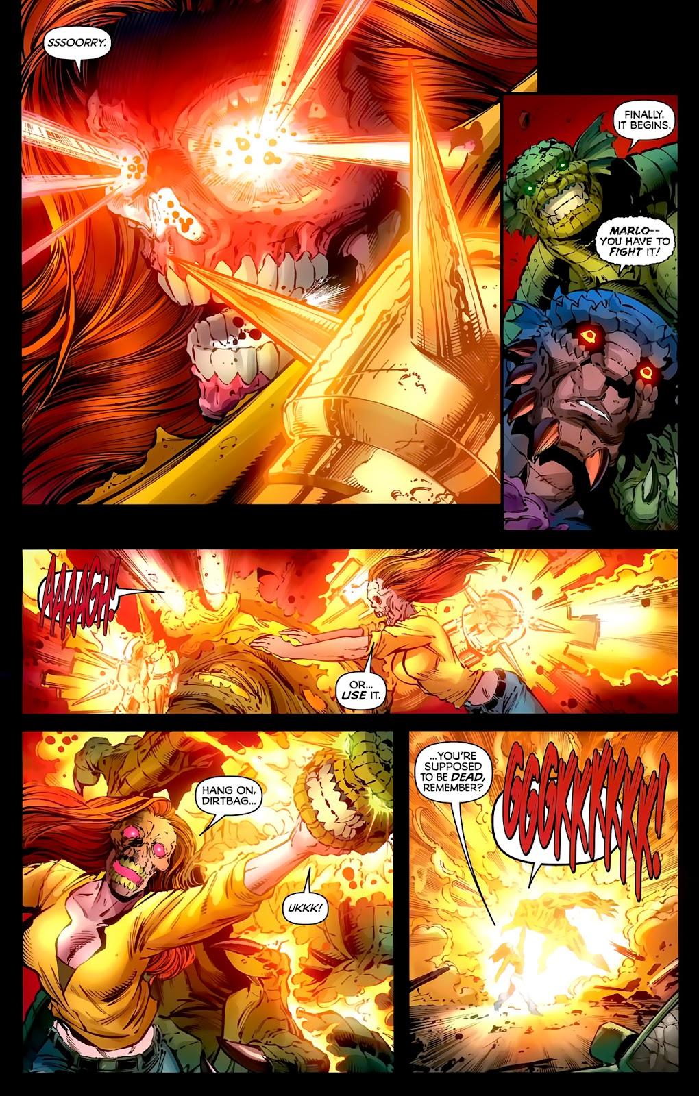 Incredible Hulks (2010) Issue #620 #10 - English 20
