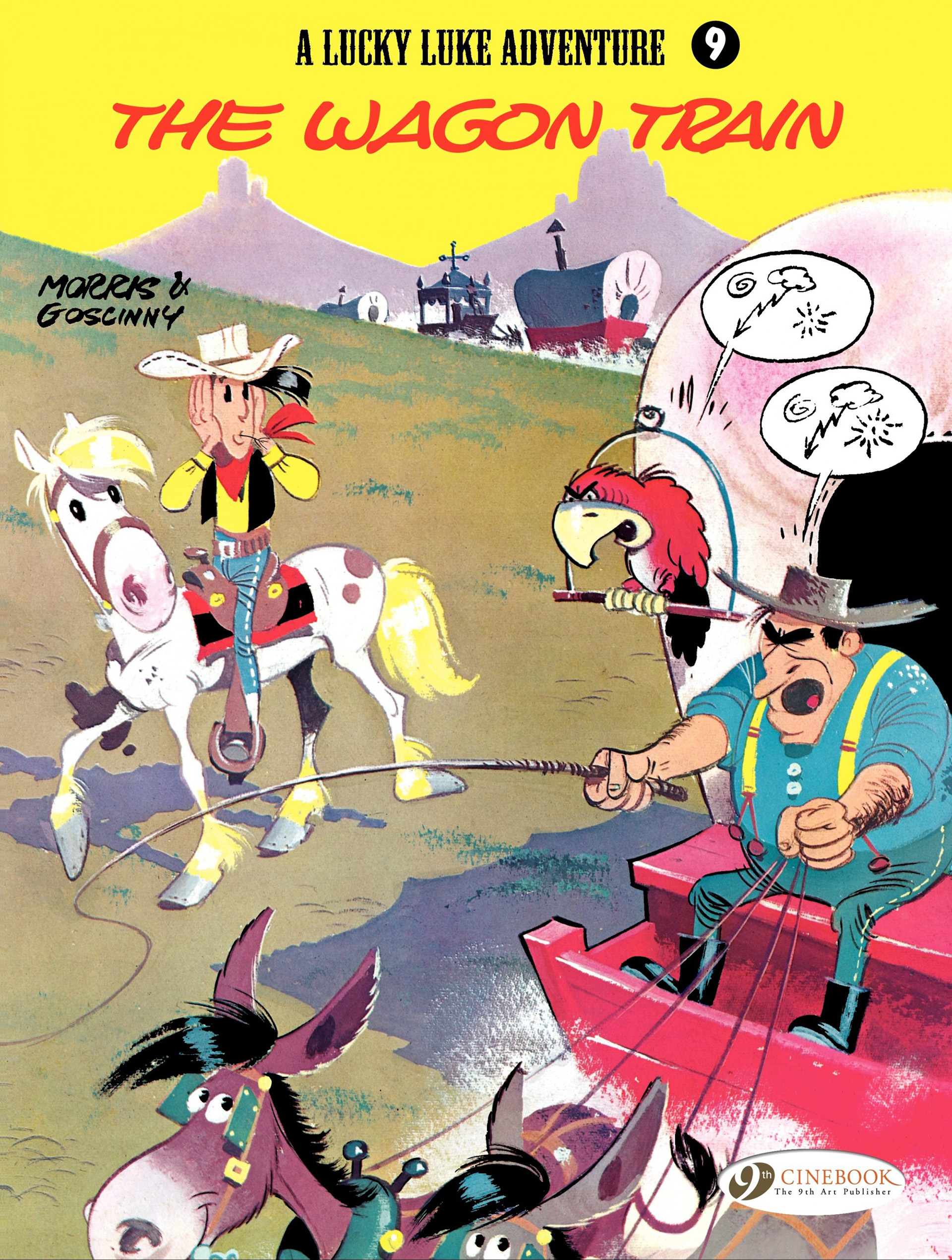 A Lucky Luke Adventure 9 Page 1