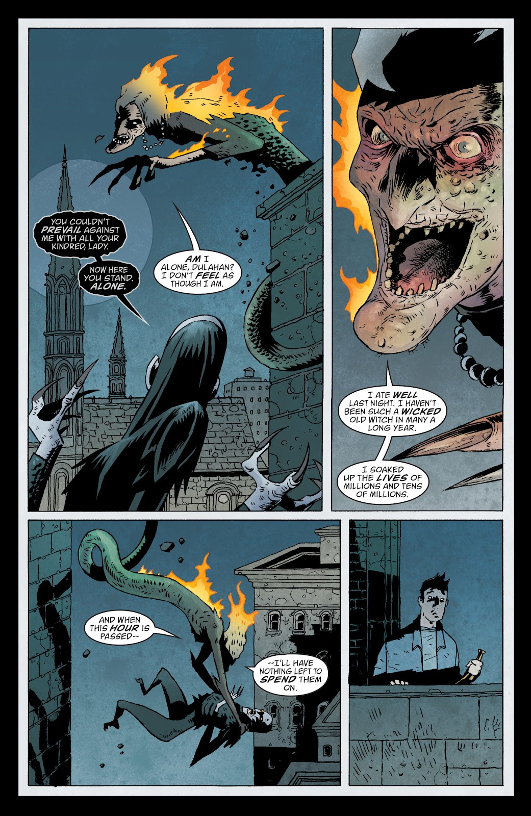The Unwritten Issue #54 #60 - English 21