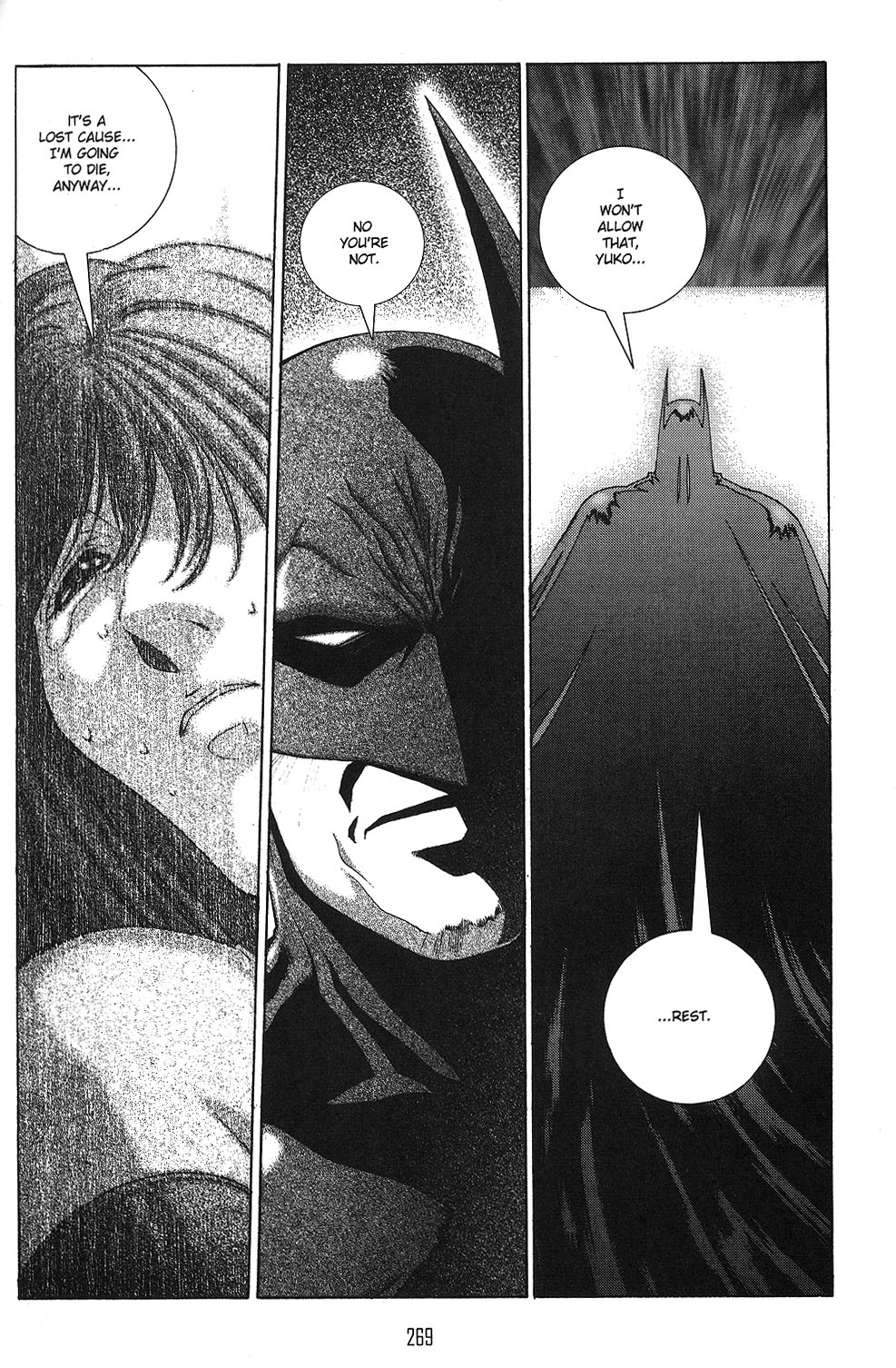 Read online Batman: Child of Dreams comic -  Issue # Full - 256