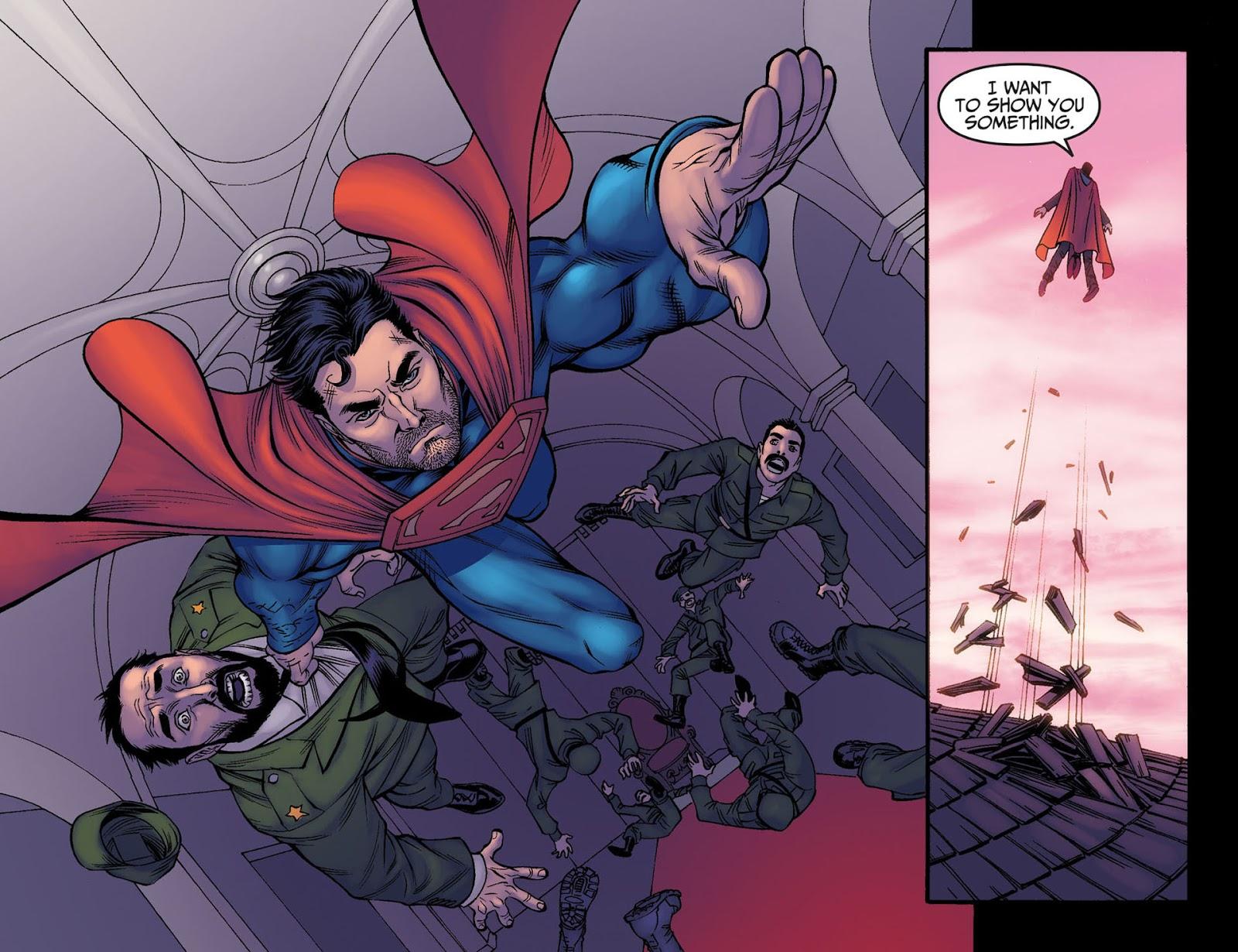 Injustice: Gods Among Us [I] Issue #6 #7 - English 15