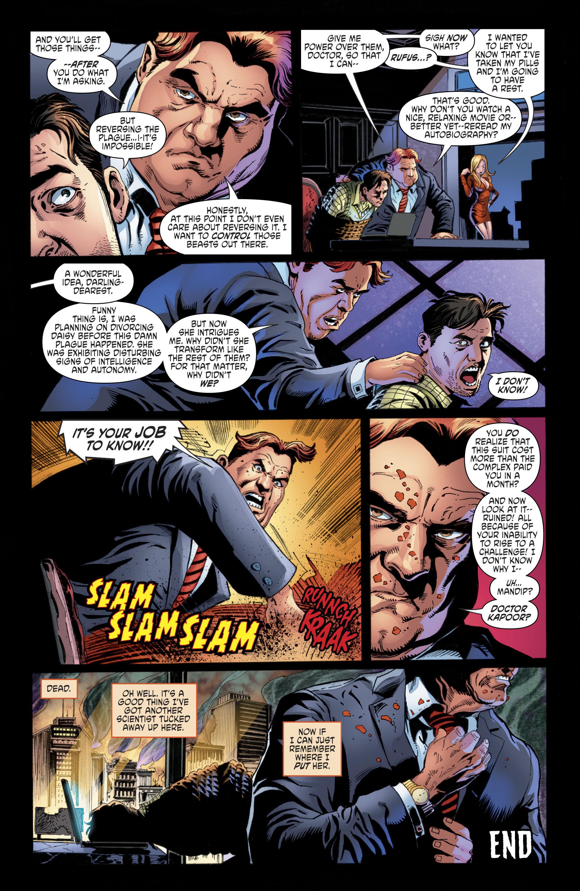 Read online Scooby Apocalypse comic -  Issue #11 - 25