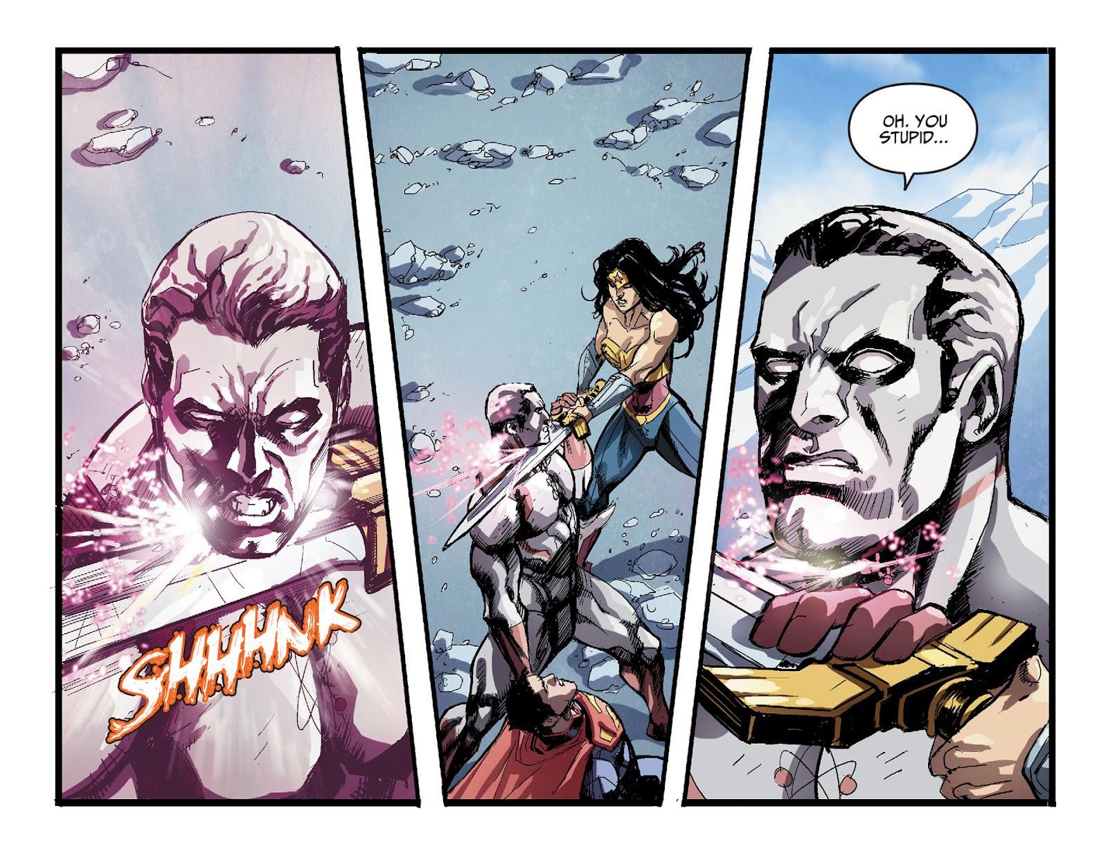 Injustice: Gods Among Us [I] Issue #32 #33 - English 13