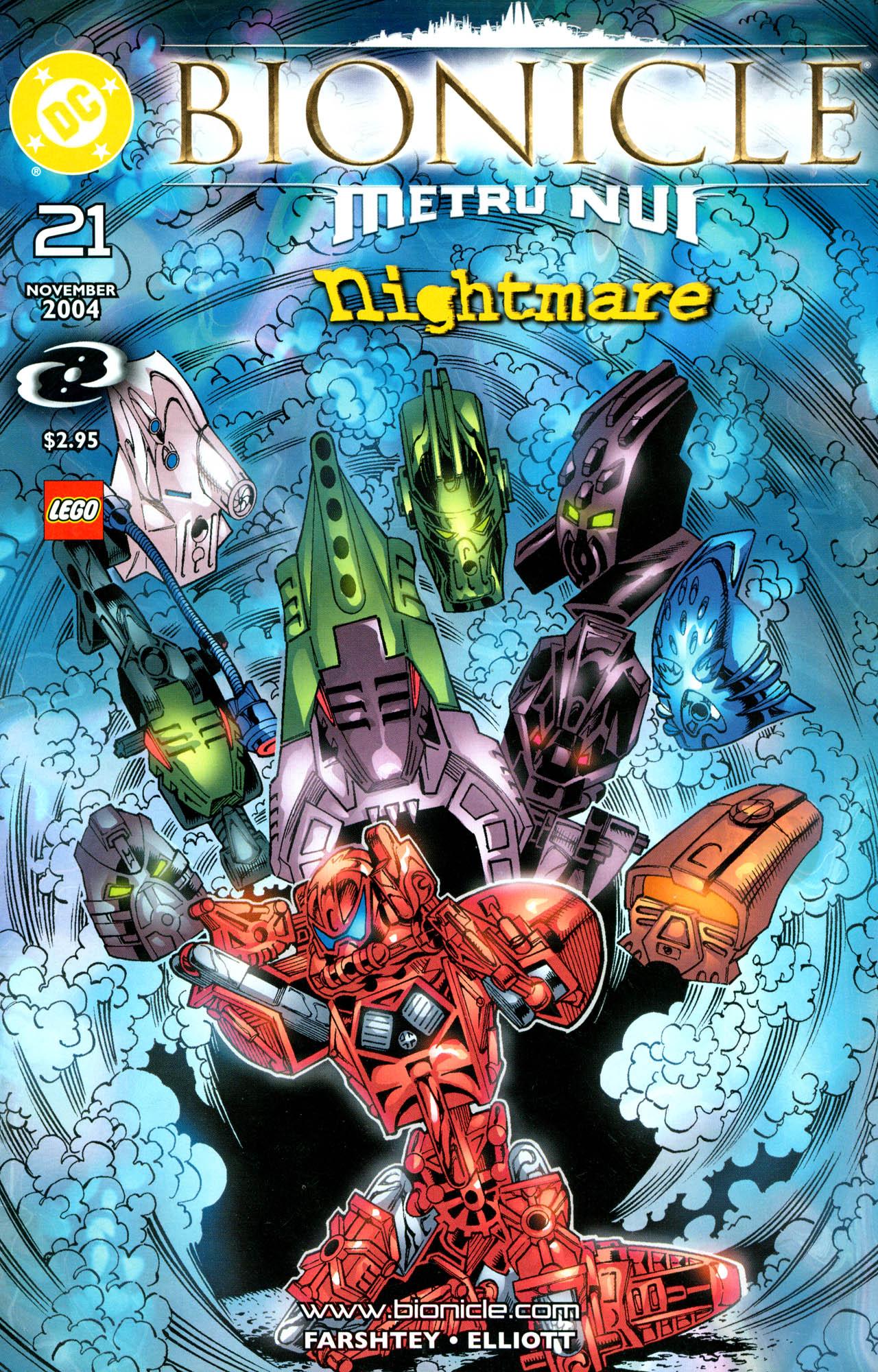 Bionicle 21 Page 1