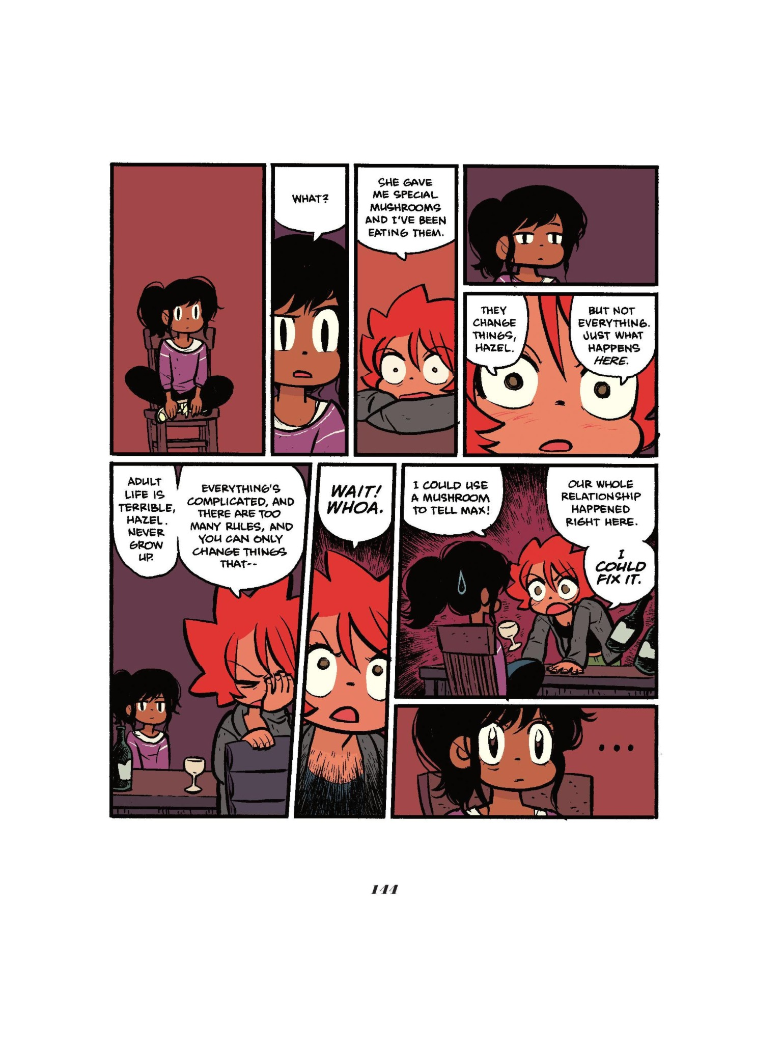 Read online Seconds comic -  Issue # Full - 145