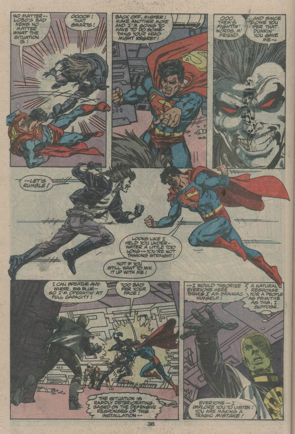 Adventures of Superman (1987) _Annual_2 Page 37