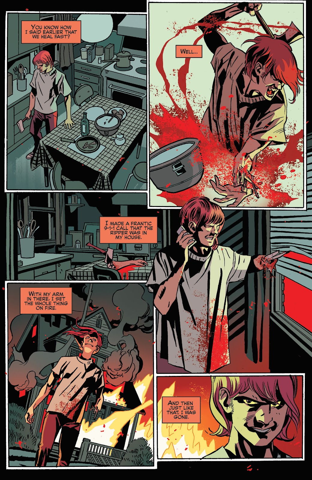 Jughead The Hunger Issue #3 #4 - English 6