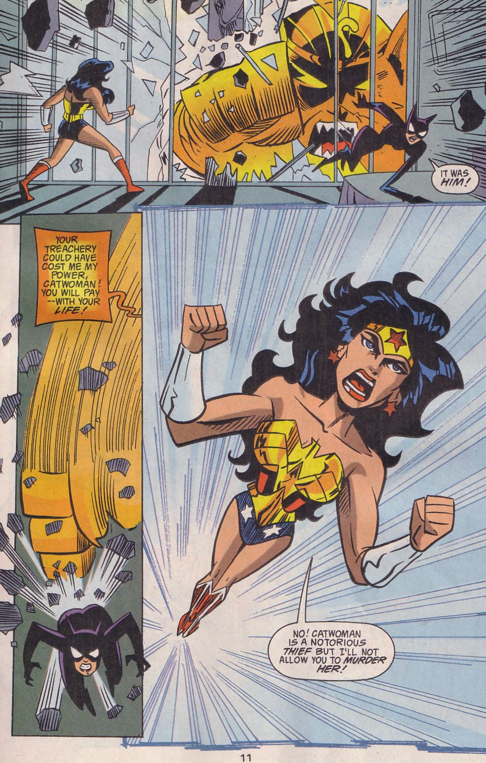 Read online Adventures in the DC Universe comic -  Issue #19 - 12