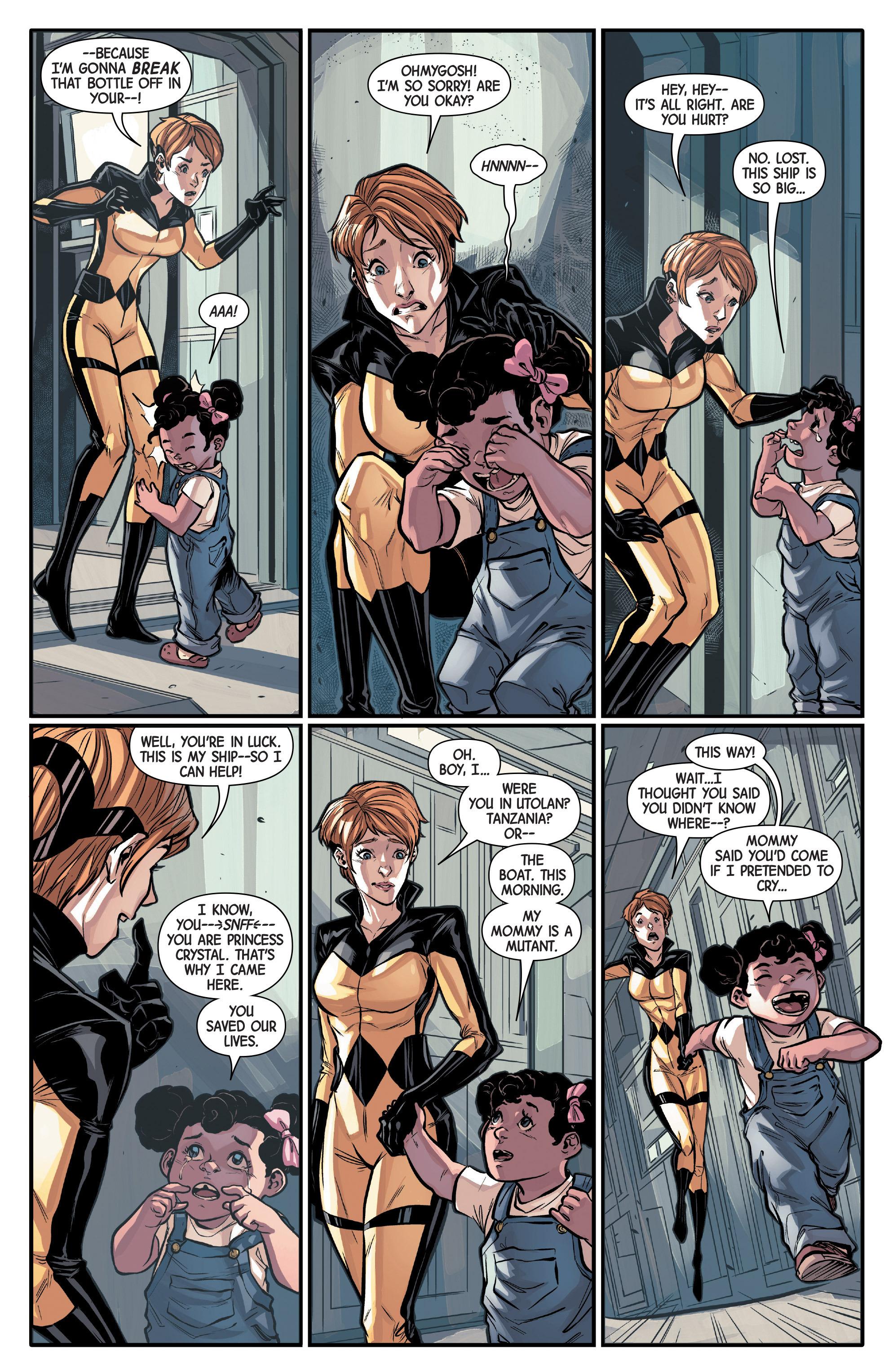 All-New Inhumans #11 #11 - English 17