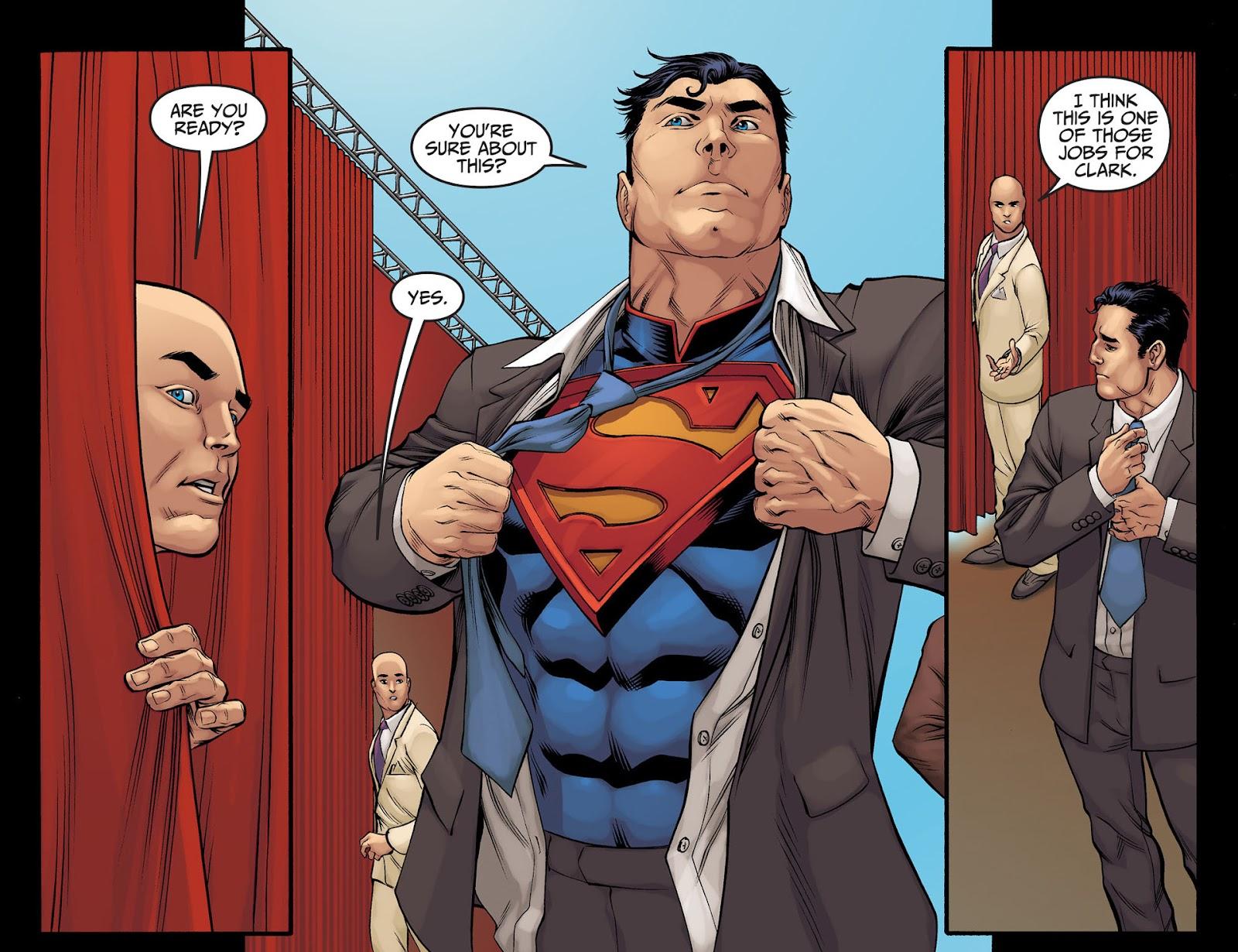 Injustice: Gods Among Us [I] Issue #22 #23 - English 15