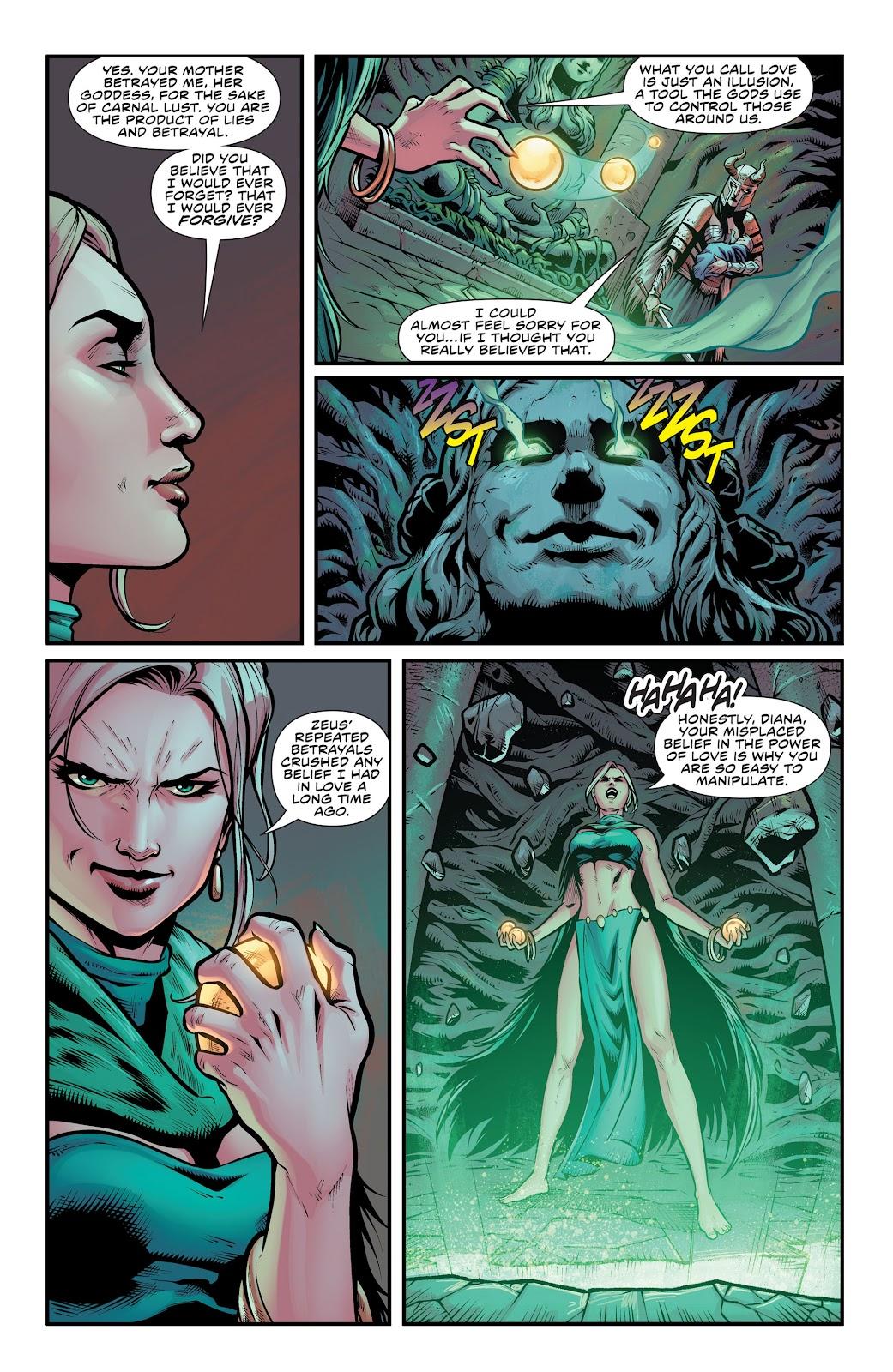 Wonder Woman (2011) Issue #52 #56 - English 20
