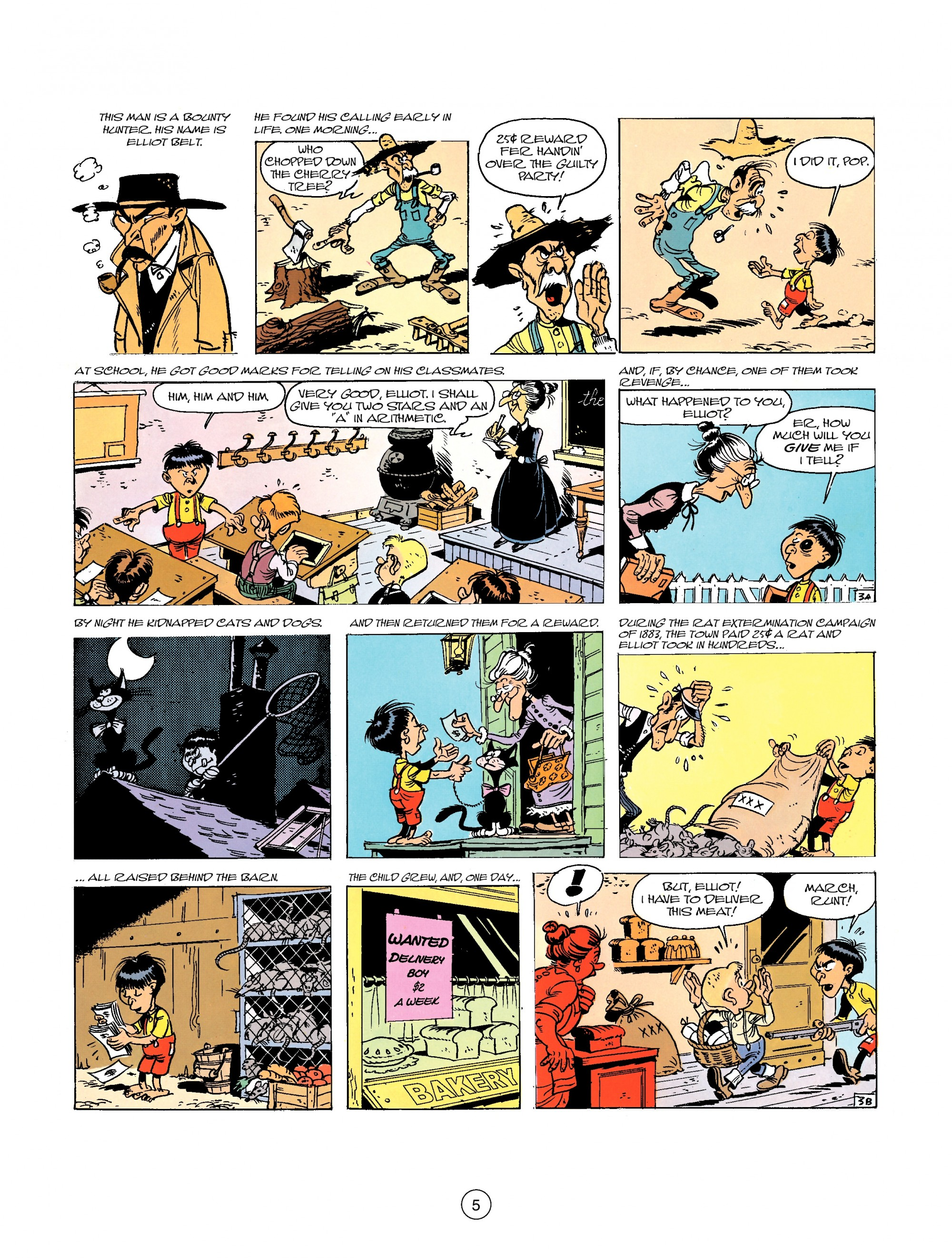 A Lucky Luke Adventure 26 Page 4